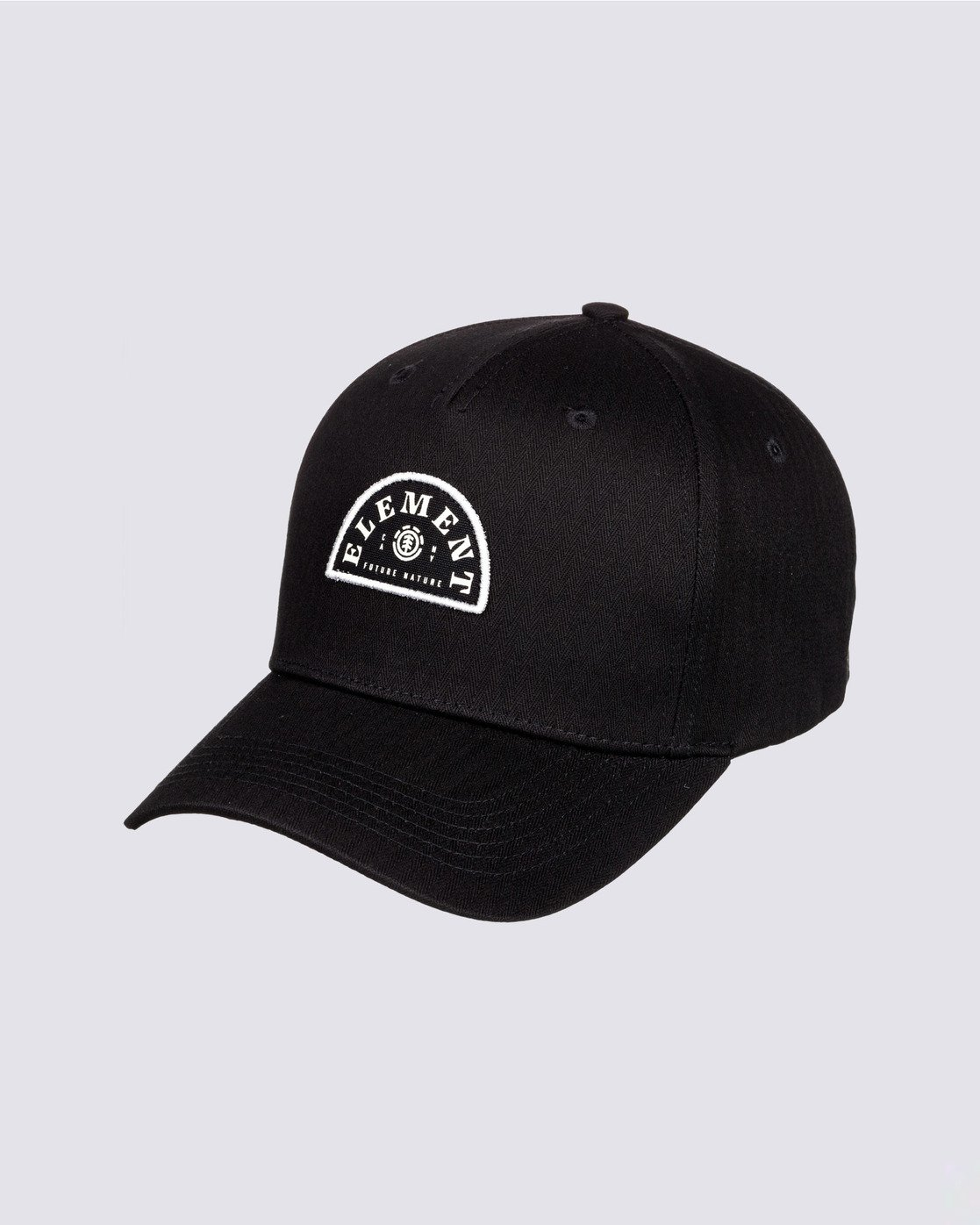 0 Wild Snapback Hat Black MAHT3EWI Element