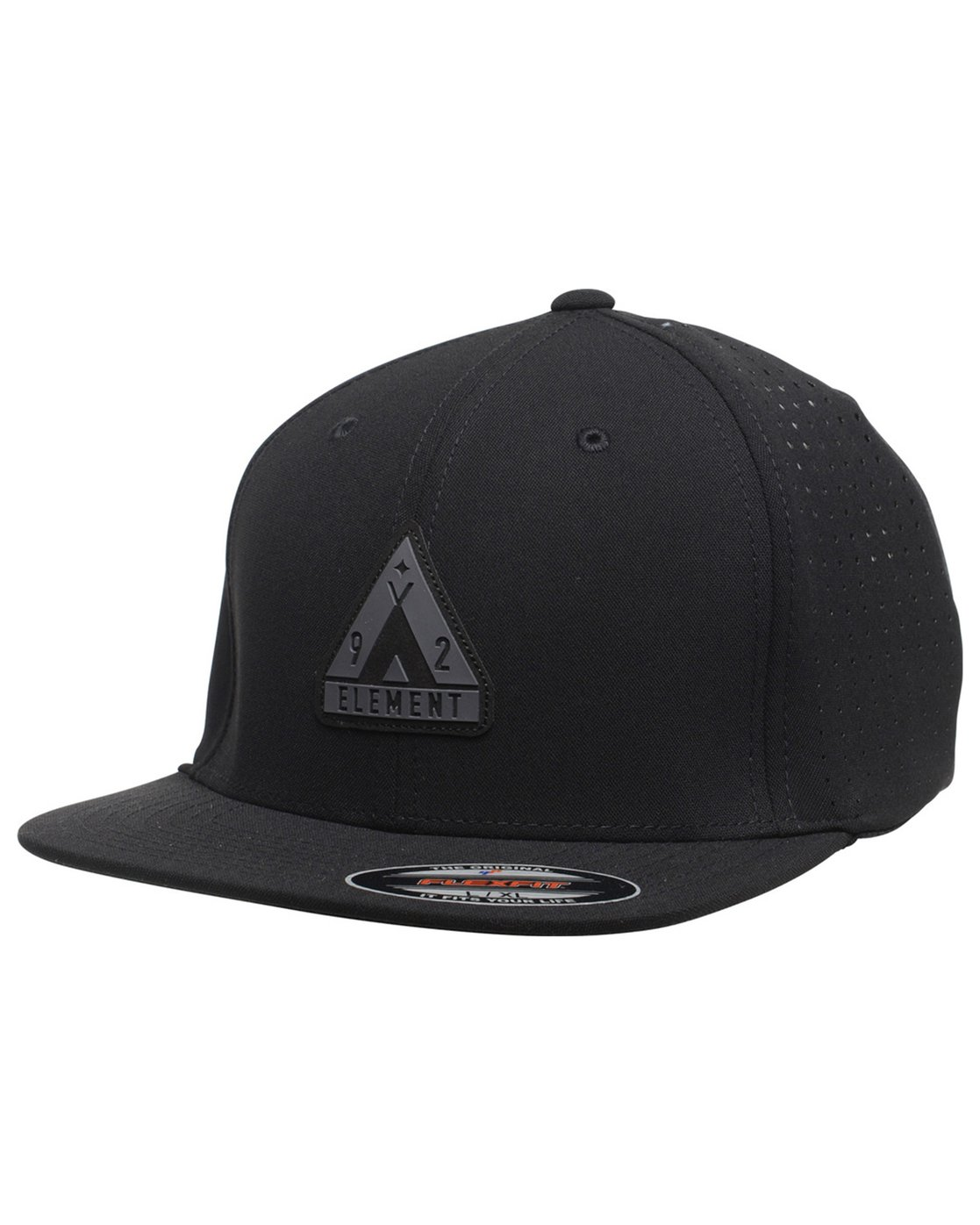 1 Hogan Flex Cap Black MAHTVEHO Element