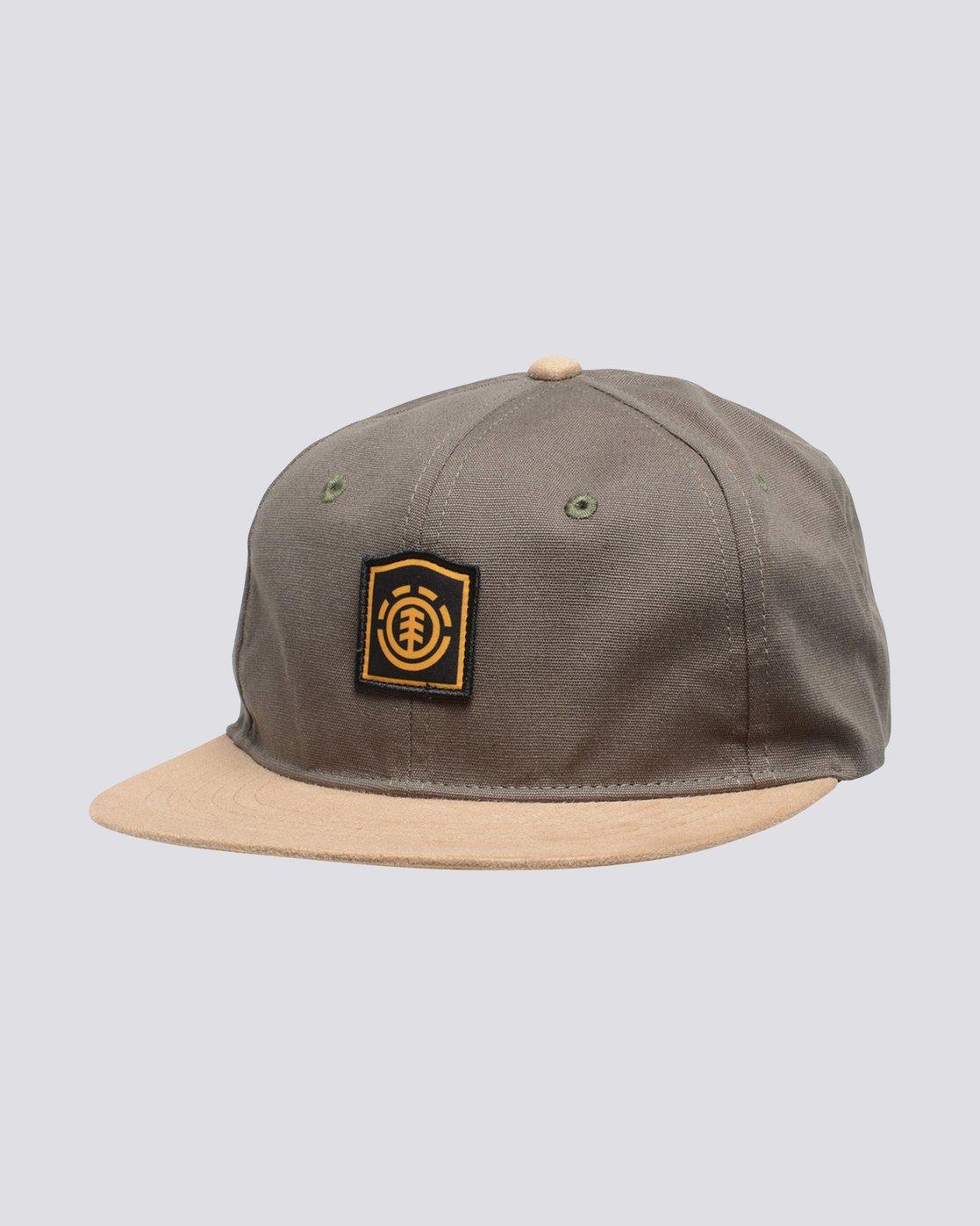 0 NOBLE CAP Green MAHTVENO Element
