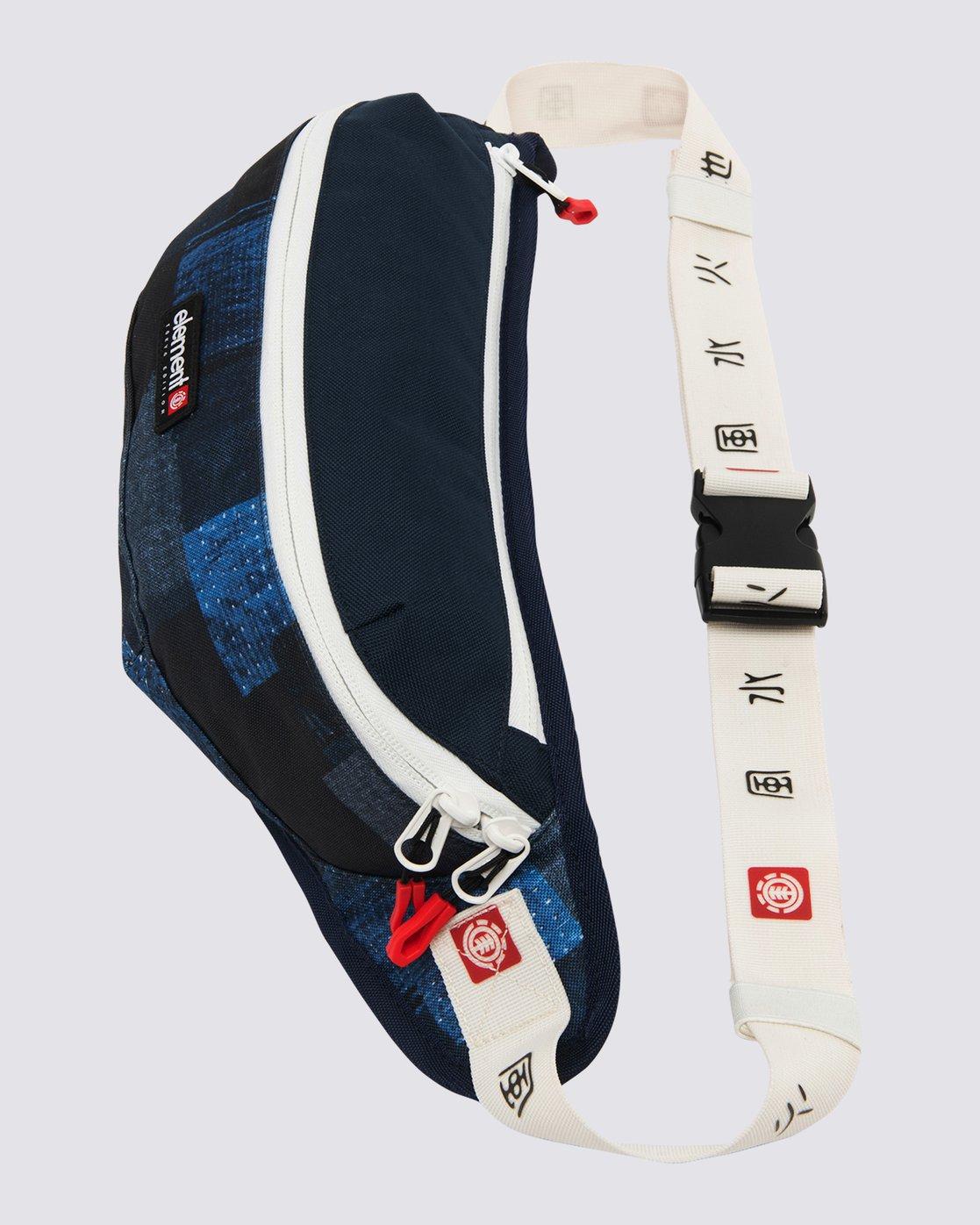 3 Tokyo Bum Bag Blue MAMC1ETF Element