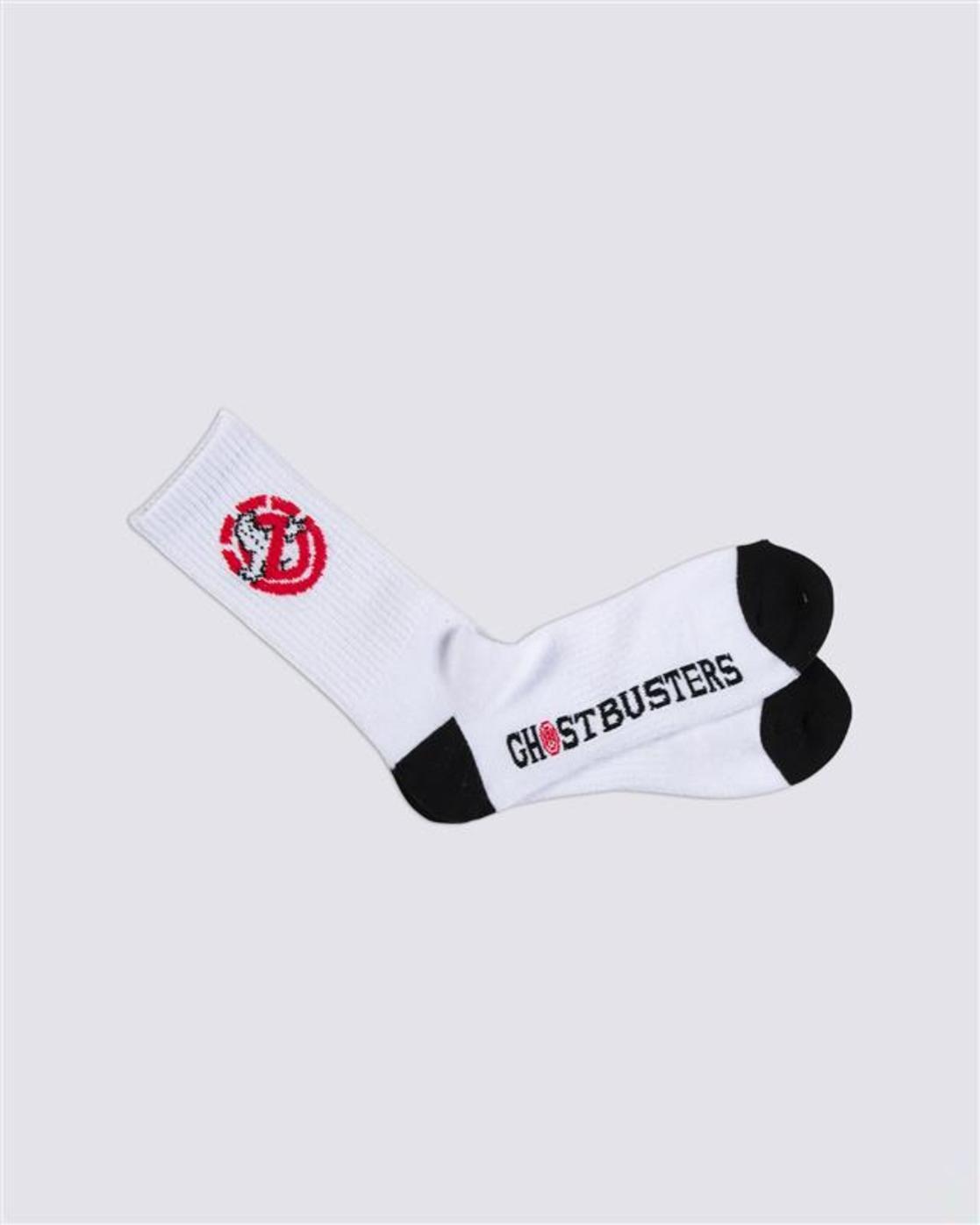 0 Ghostbusters Socks White MASK3EGB Element