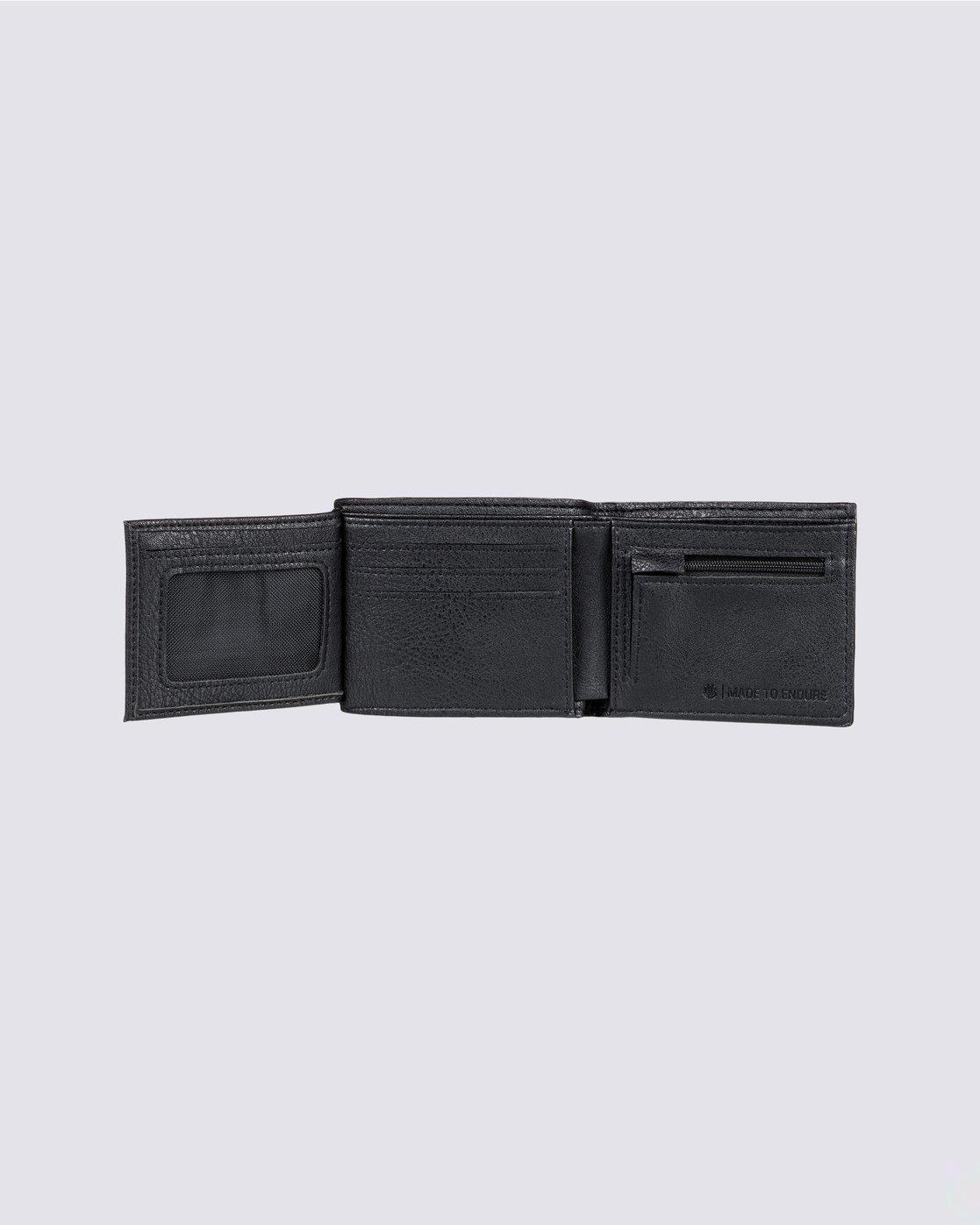 2 Daily Wallet Blue MAWT3EDA Element