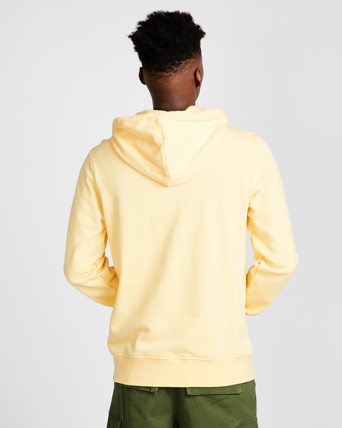 2 Glimpse Icon Ho - Fleece for Men Yellow N1HOA7ELP9 Element