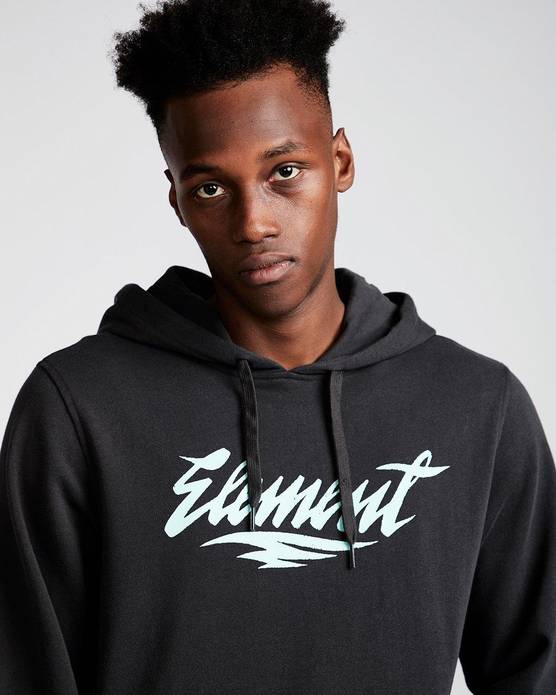 1 Stroke Ho - Fleece for Men Black N1HOB1ELP9 Element