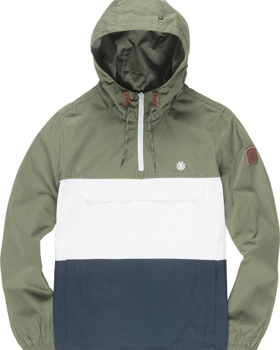4 Covert - Jacket for Men Brown N1JKA1ELP9 Element