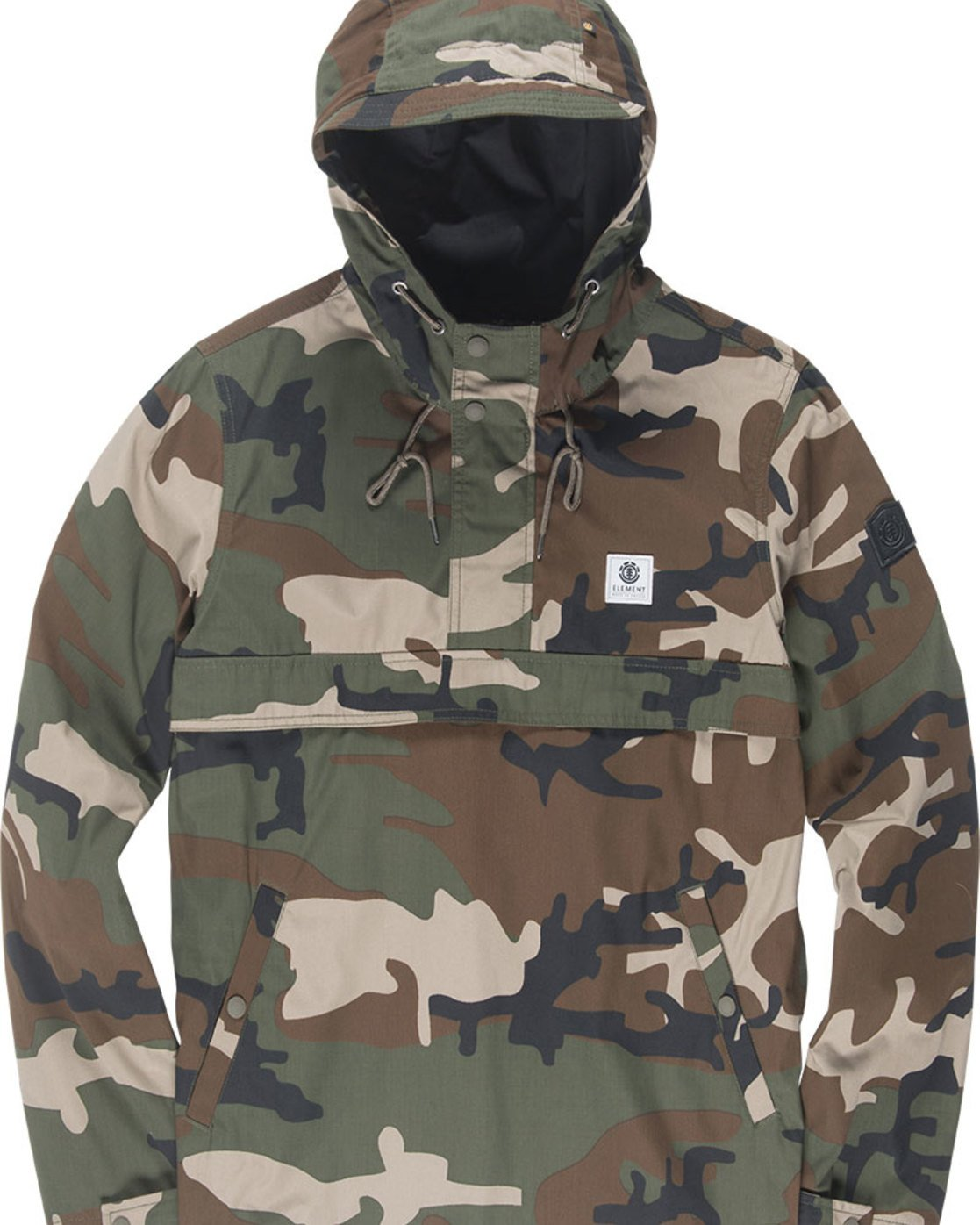 4 Barrow Light - Jacket for Men Camo N1JKA2ELP9 Element
