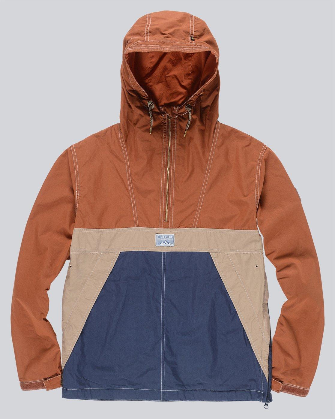 3 Scout Jkt - Jacket for Men Orange N1JKA8ELP9 Element