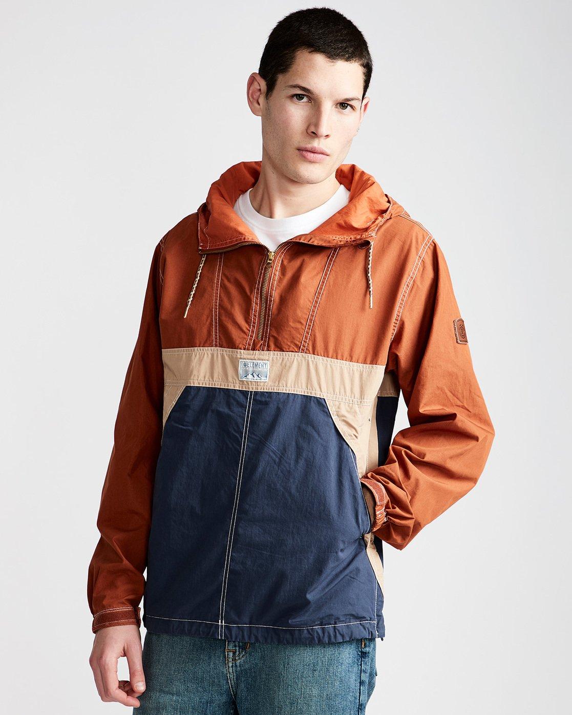 0 Scout Jkt - Jacket for Men Orange N1JKA8ELP9 Element