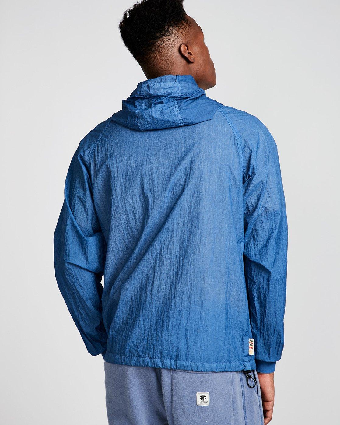 2 Yawyd Shadow Jacket - vestes pour Homme Bleu N1JKB4ELP9 Element