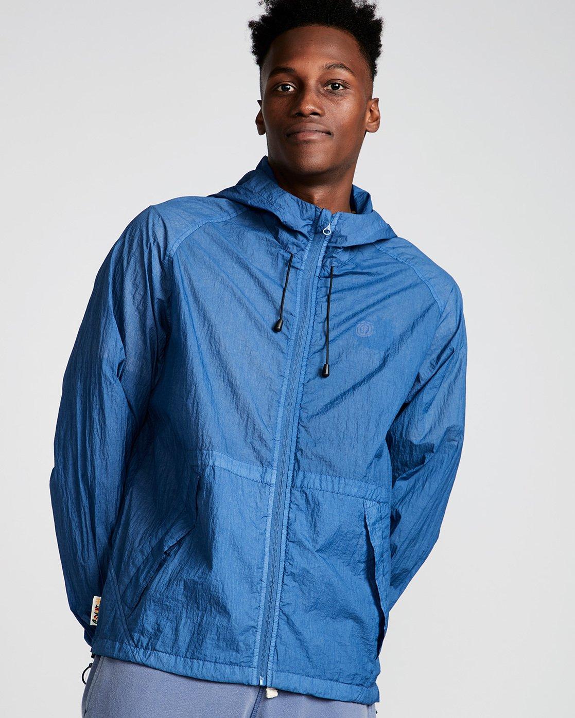 0 Yawyd Shadow Jacket - vestes pour Homme Bleu N1JKB4ELP9 Element