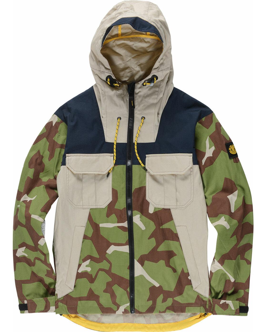 6 Griffin Alder Camp - Jacket for Men Camo N1JKB7ELP9 Element