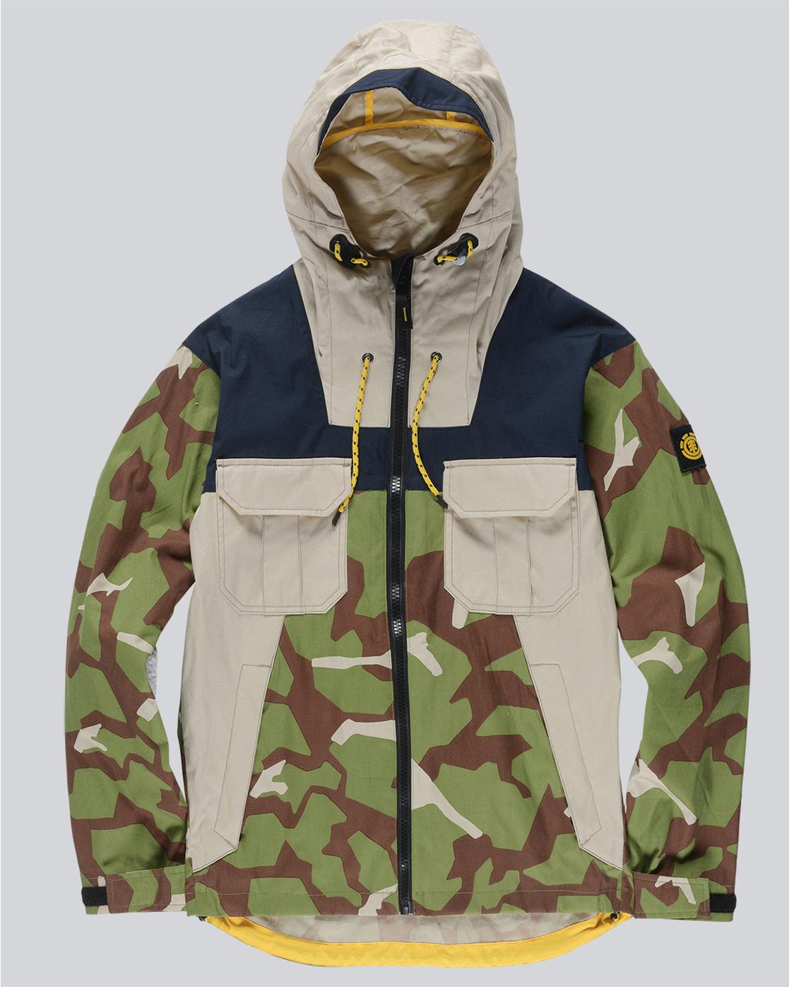 5 Griffin Alder Camp - Jacket for Men Camo N1JKB7ELP9 Element