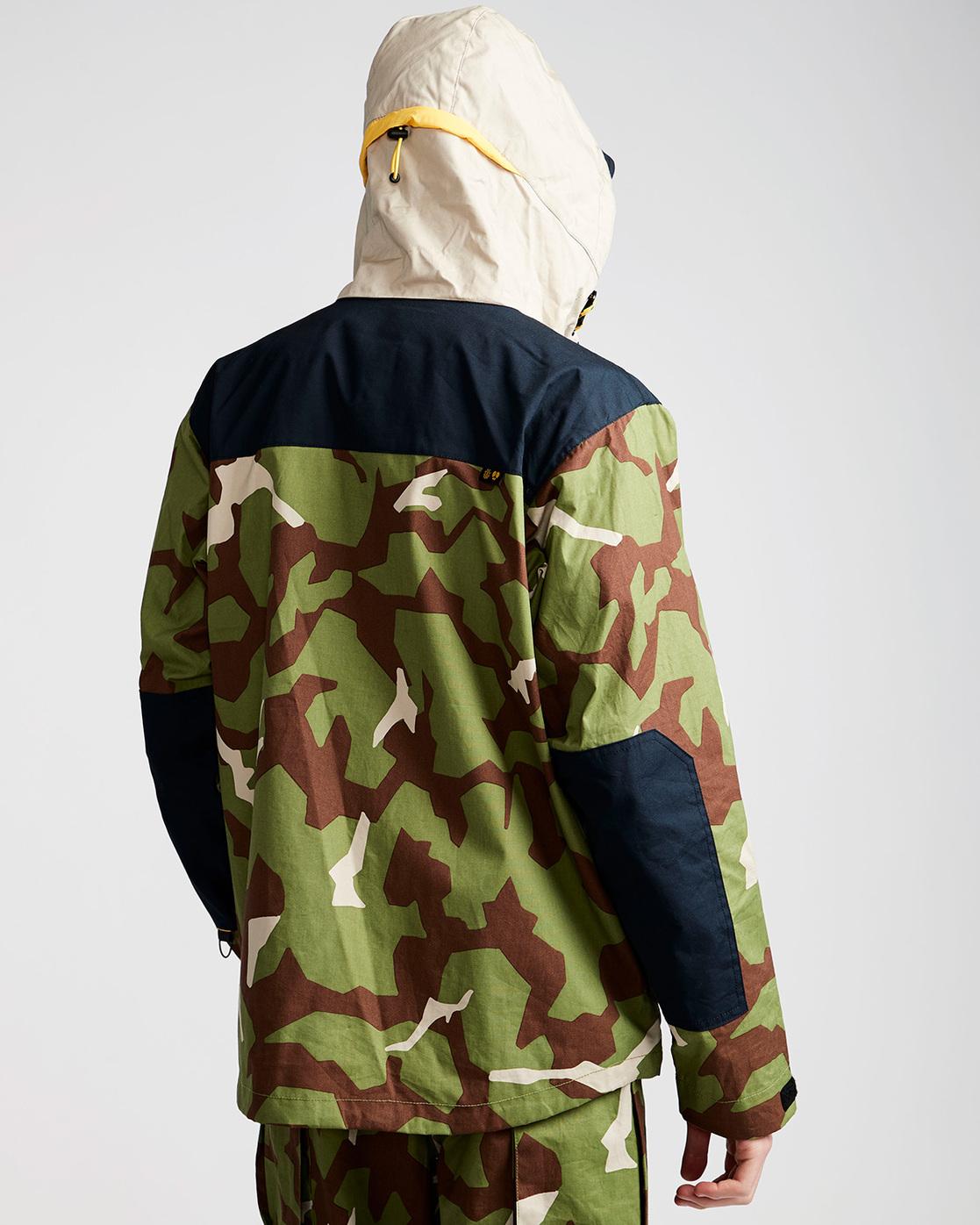 4 Griffin Alder Camp - Jacket for Men Camo N1JKB7ELP9 Element