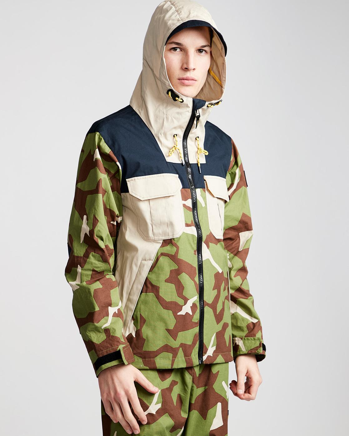 0 Griffin Alder Camp - Jacket for Men Camo N1JKB7ELP9 Element
