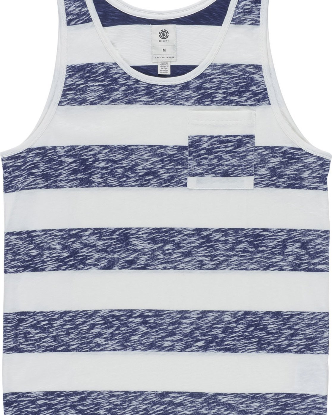 4 Miami Vice Tank - Knit for Men Black N1KTA3ELP9 Element