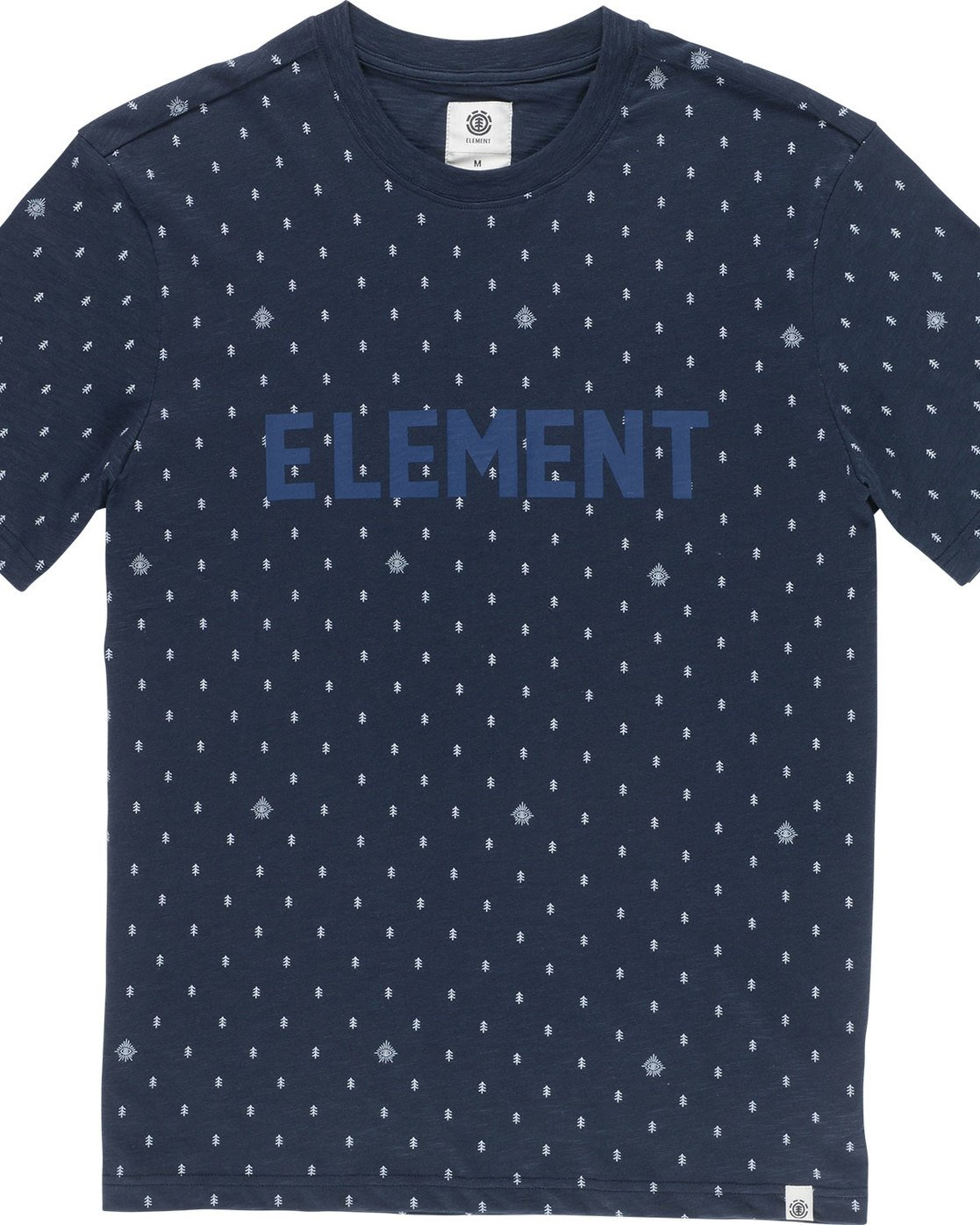 4 Kenny Ss Crew - Knit for Men Blue N1KTB1ELP9 Element