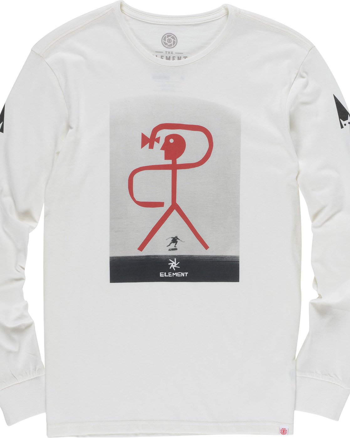5 Brasilia Ls - Tee Shirt for Men  N1LSA1ELP9 Element