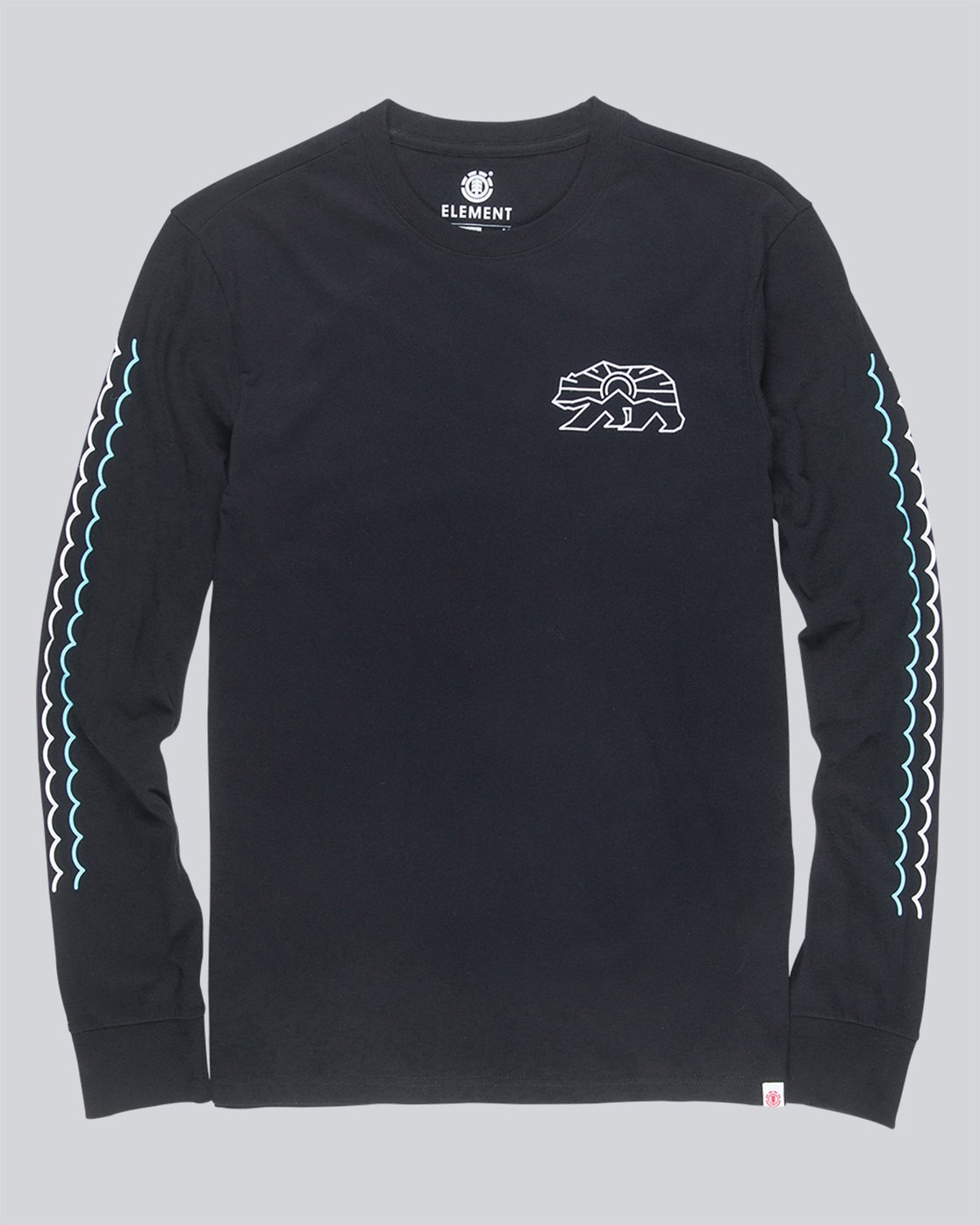 4 Roam Ls - Tee Shirt for Men  N1LSA5ELP9 Element