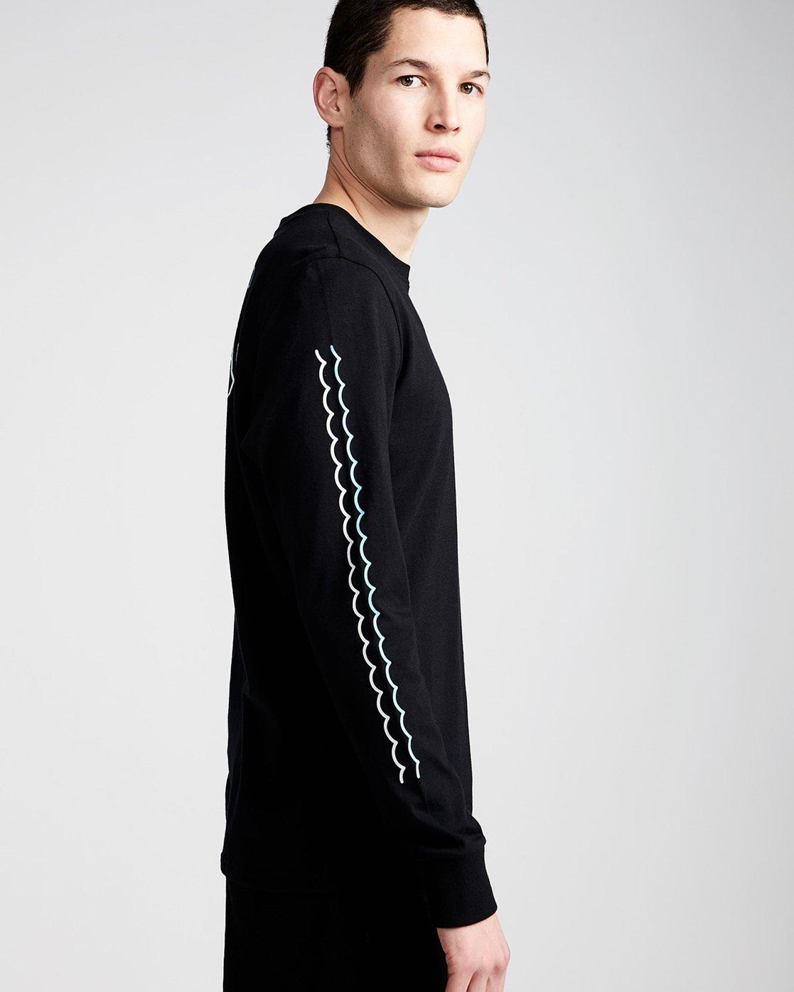 3 Roam Ls - Tee Shirt for Men  N1LSA5ELP9 Element