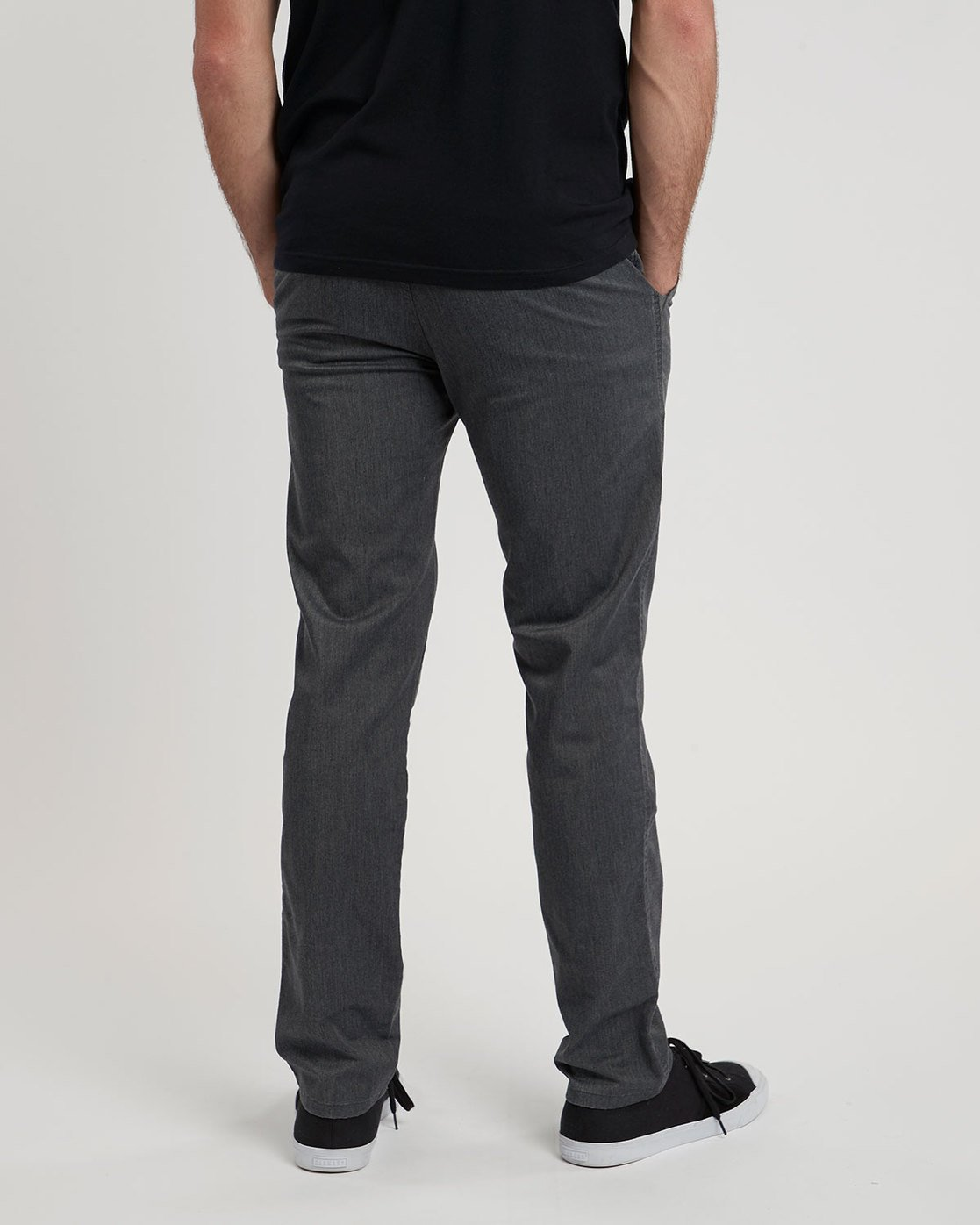 3 Howland Classic - Chinos Grey N1PTA7ELP9 Element