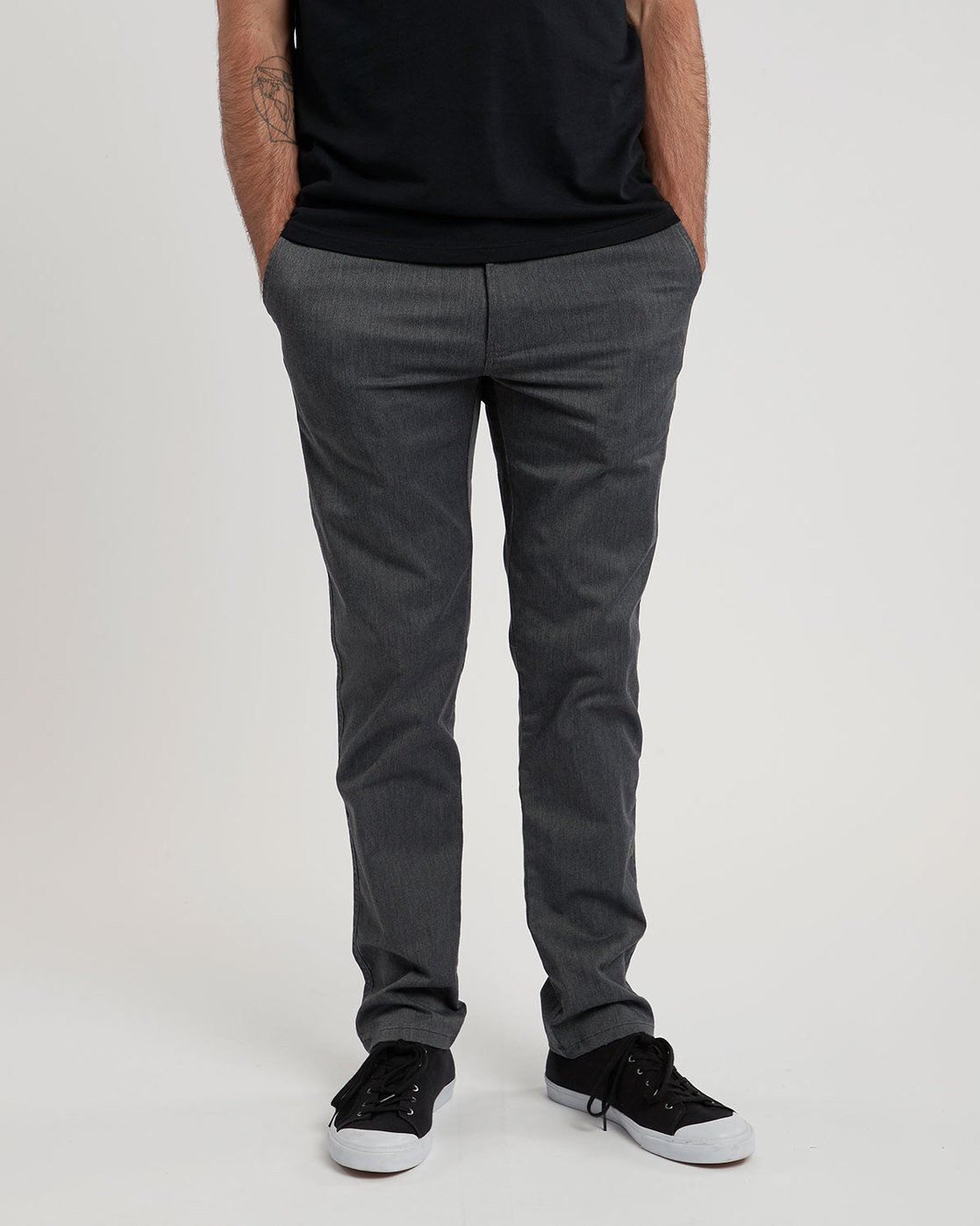 0 Howland Classic - Chinos Grey N1PTA7ELP9 Element