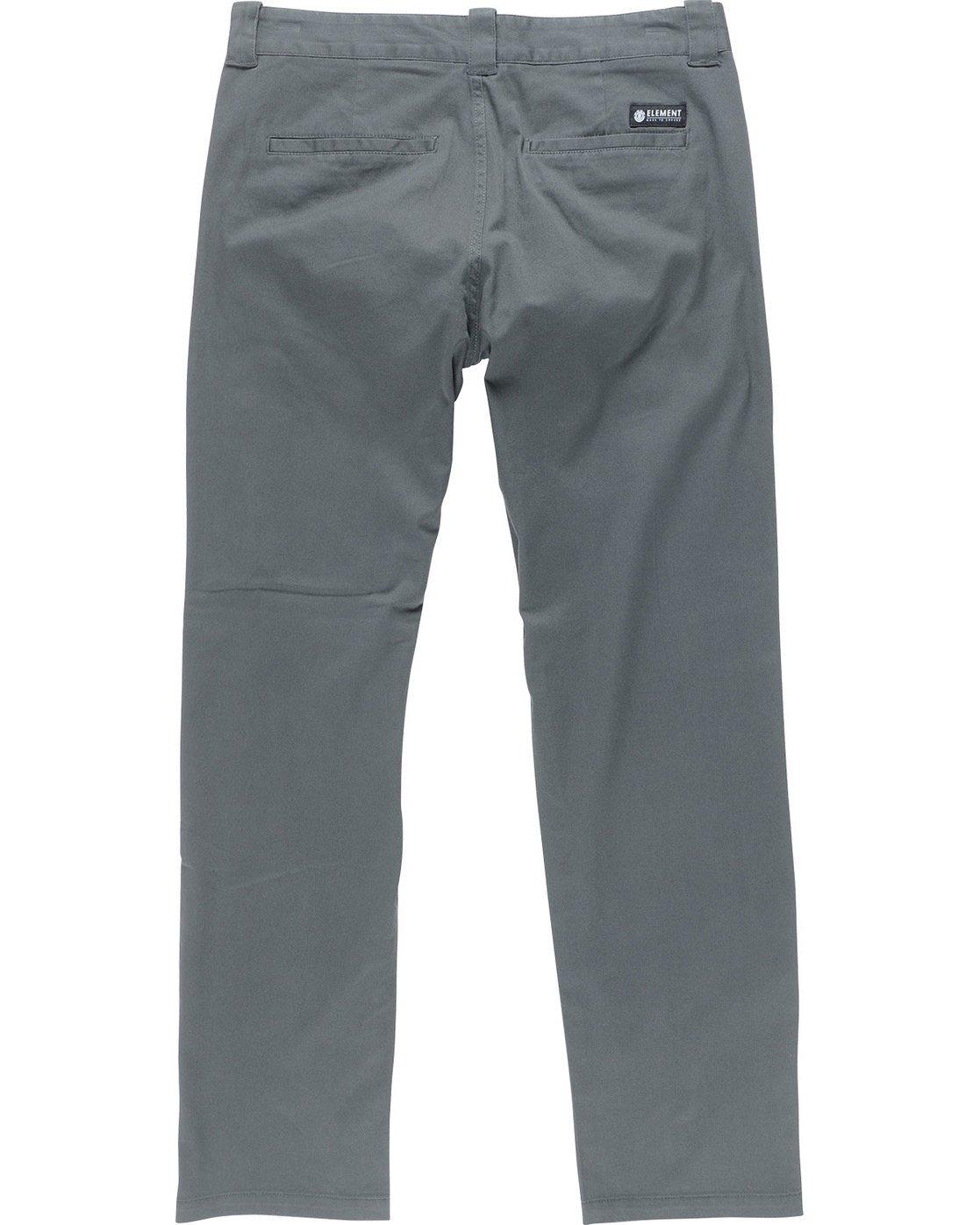 7 Sawyer - Trousers Grey N1PTA8ELP9 Element