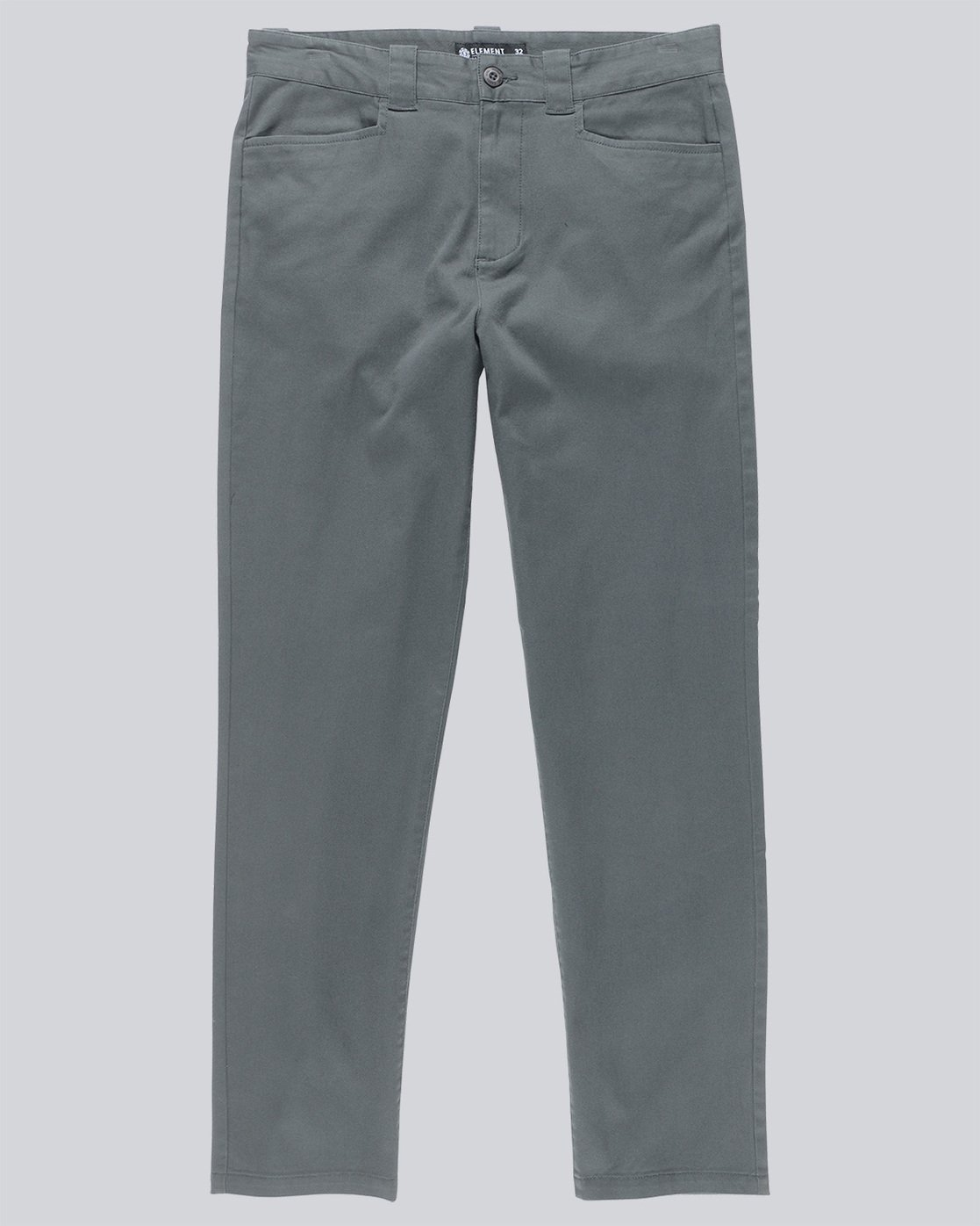 4 Sawyer - Trousers for Men Grey N1PTA8ELP9 Element