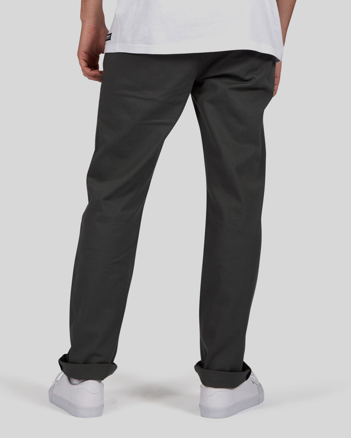 2 Sawyer - Trousers for Men Grey N1PTA8ELP9 Element