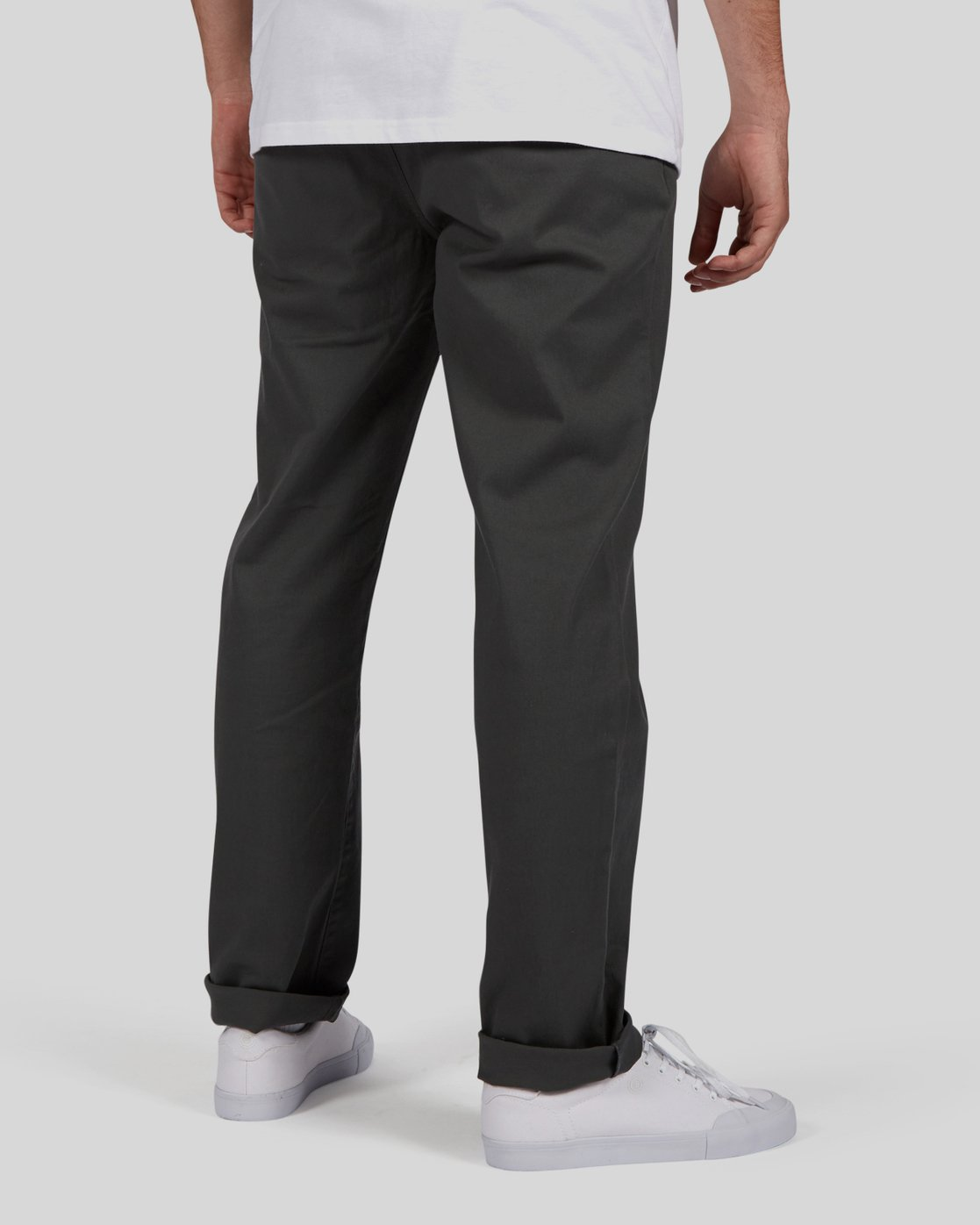 3 Sawyer - Trousers for Men Grey N1PTA8ELP9 Element