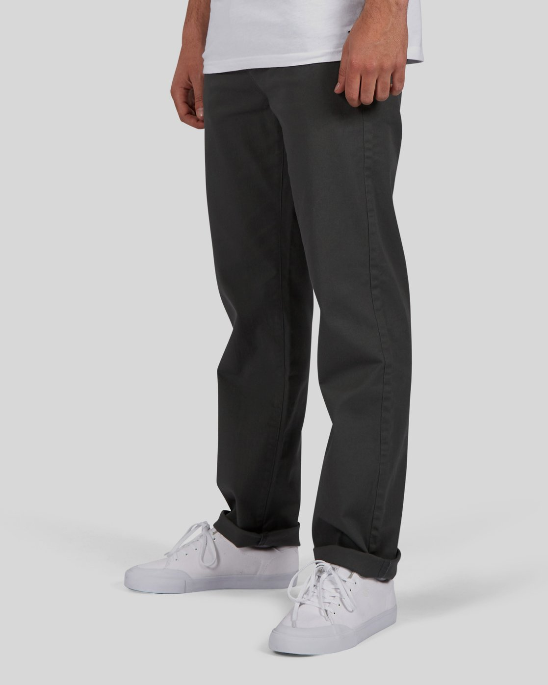 1 Sawyer - Trousers for Men Grey N1PTA8ELP9 Element