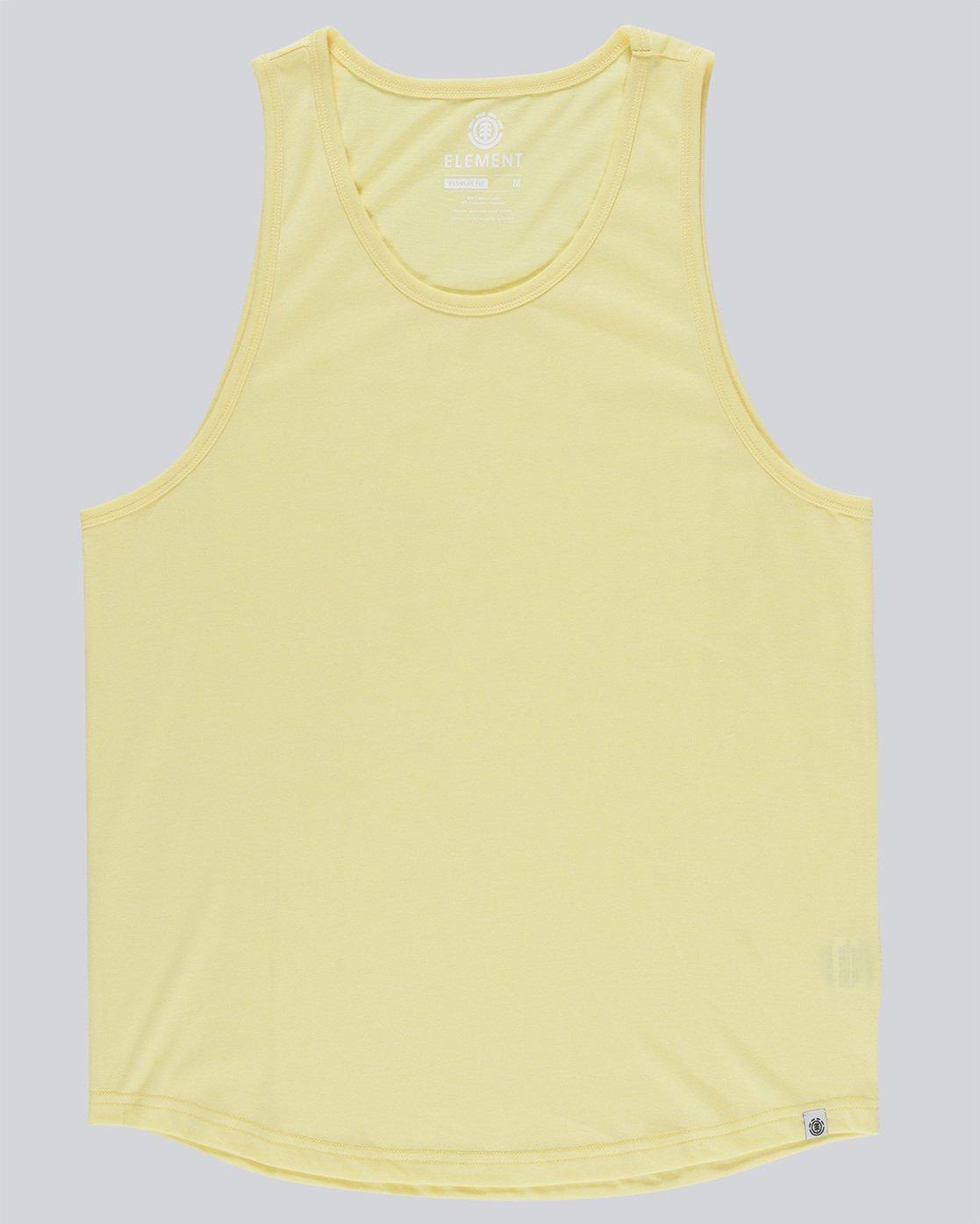 3 Basic - Vest for Men Yellow N1SGA6ELP9 Element