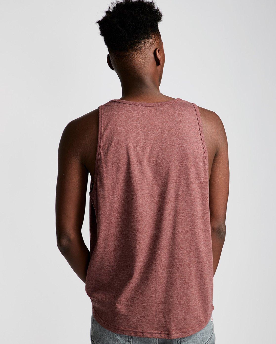 2 Basic - Vest for Men Red N1SGA6ELP9 Element