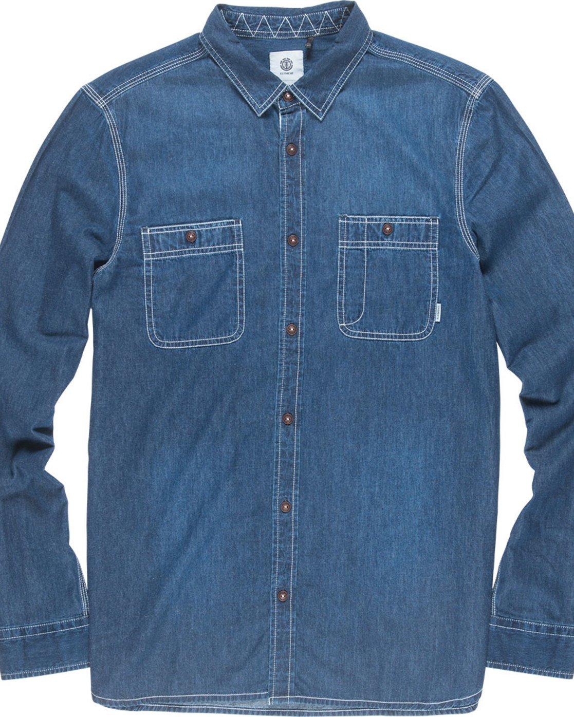 4 Pace Light - Shirt for Men Blue N1SHB1ELP9 Element