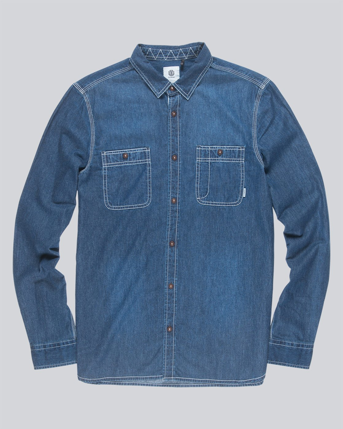 3 Pace Light - Shirt for Men Blue N1SHB1ELP9 Element