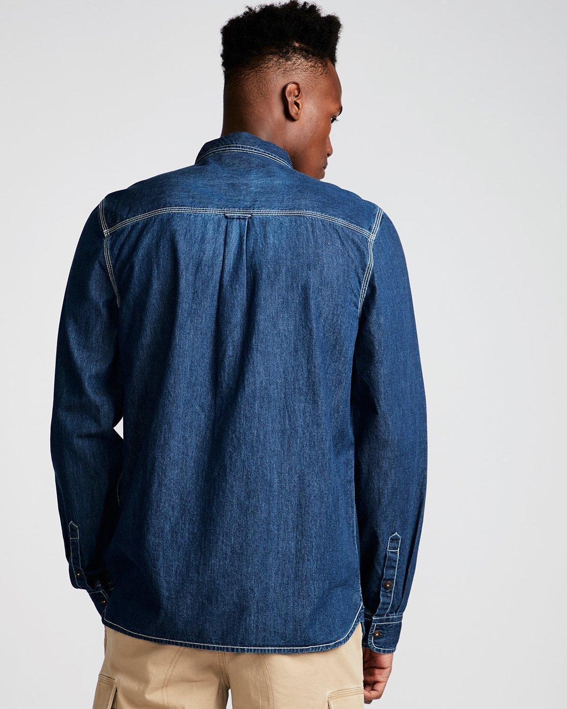 2 Pace Light - Shirt for Men Blue N1SHB1ELP9 Element