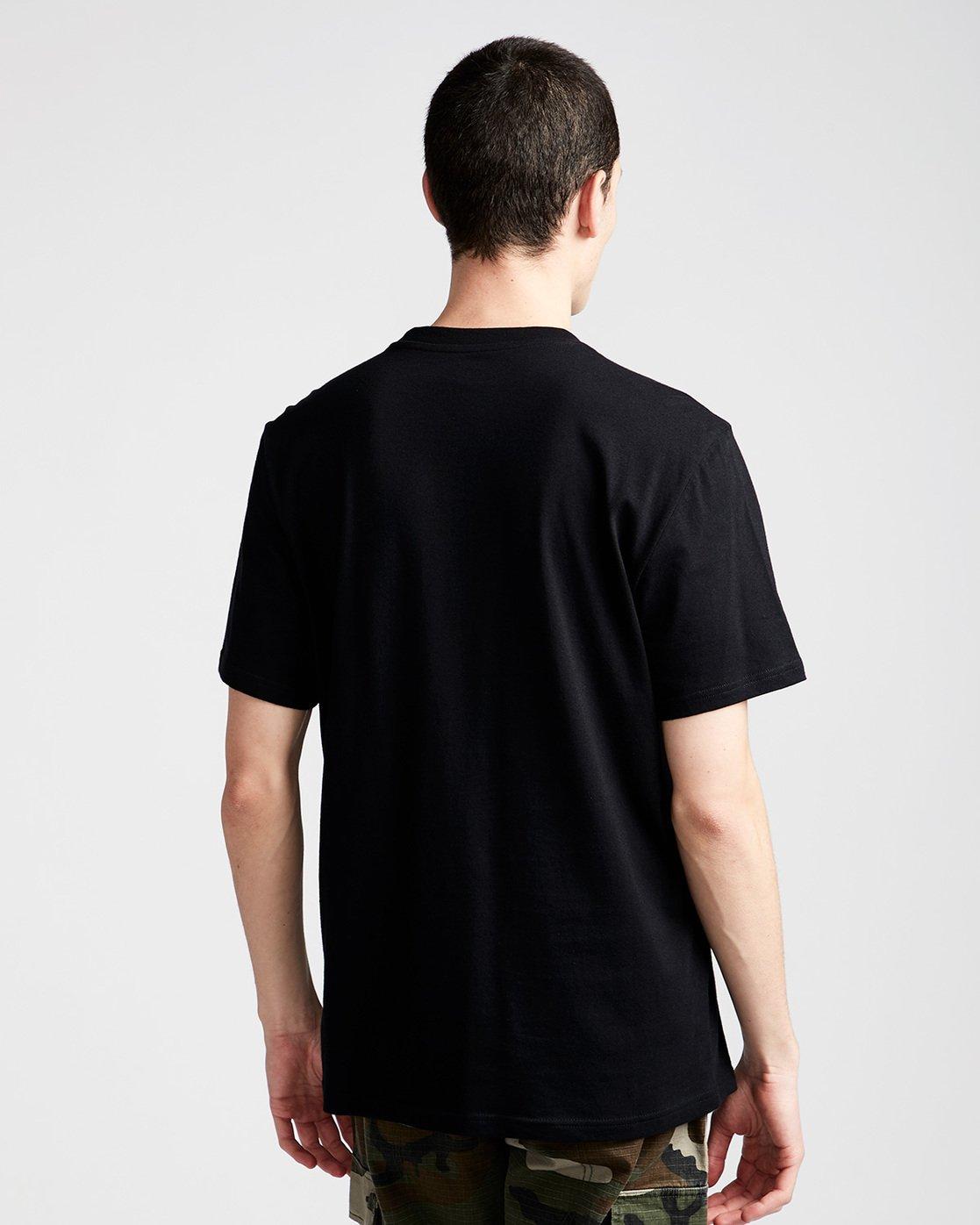 2 Avenue Ss - Tee Shirt for Men Black N1SSB1ELP9 Element