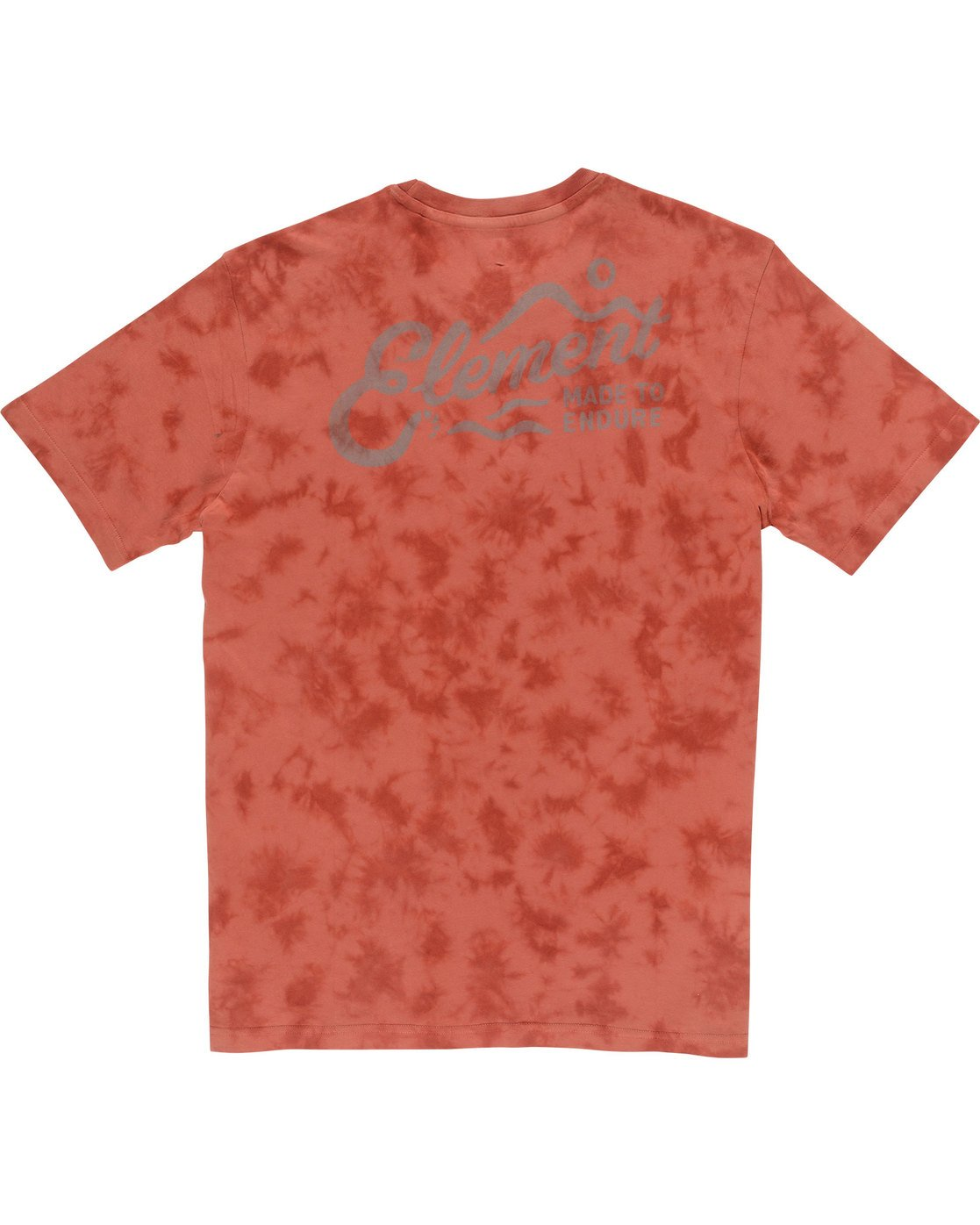 7 Valley Ss - Tee Shirt for Men Red N1SSC1ELP9 Element