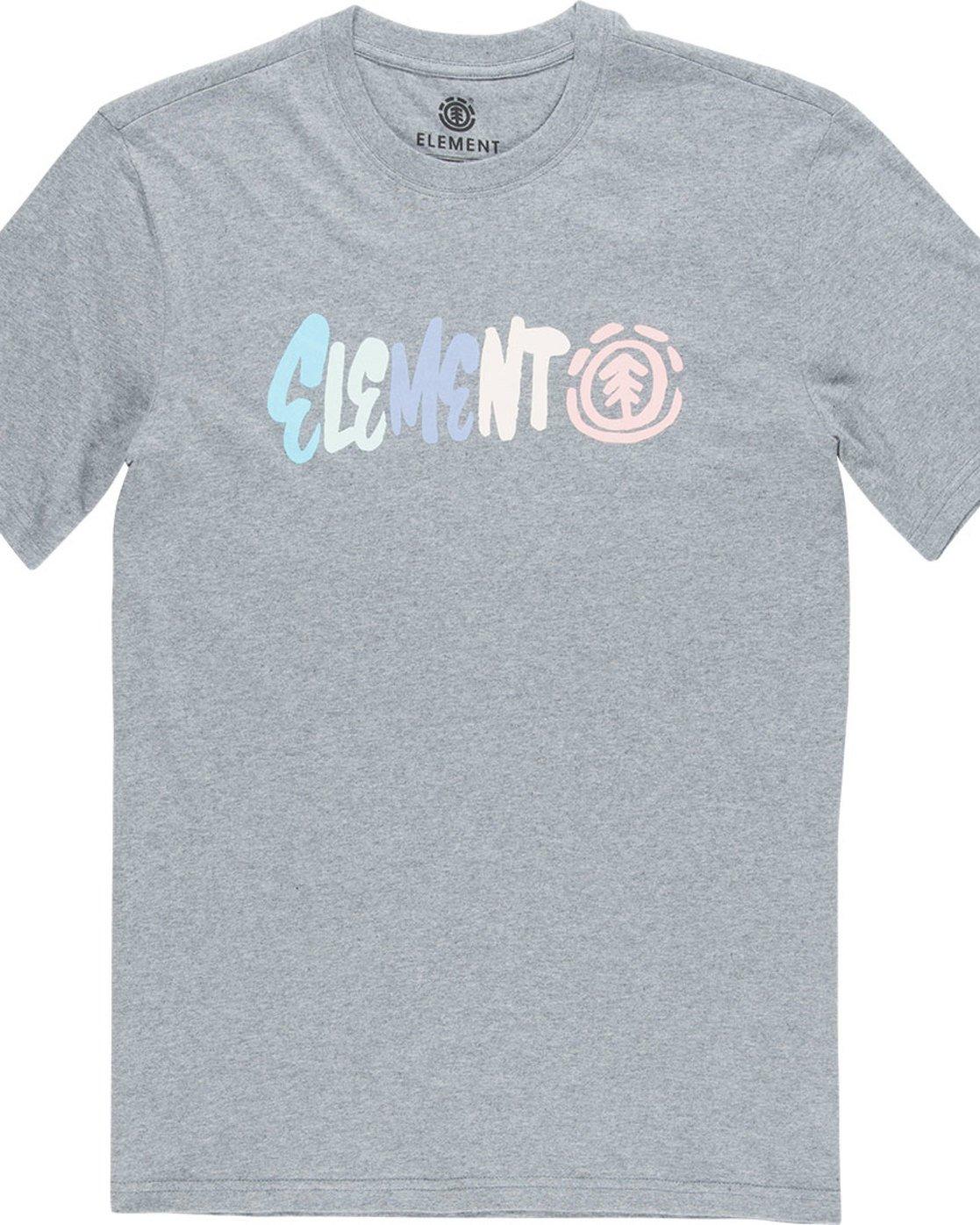 4 Chimp Ss - Tee Shirt for Men Grey N1SSC4ELP9 Element