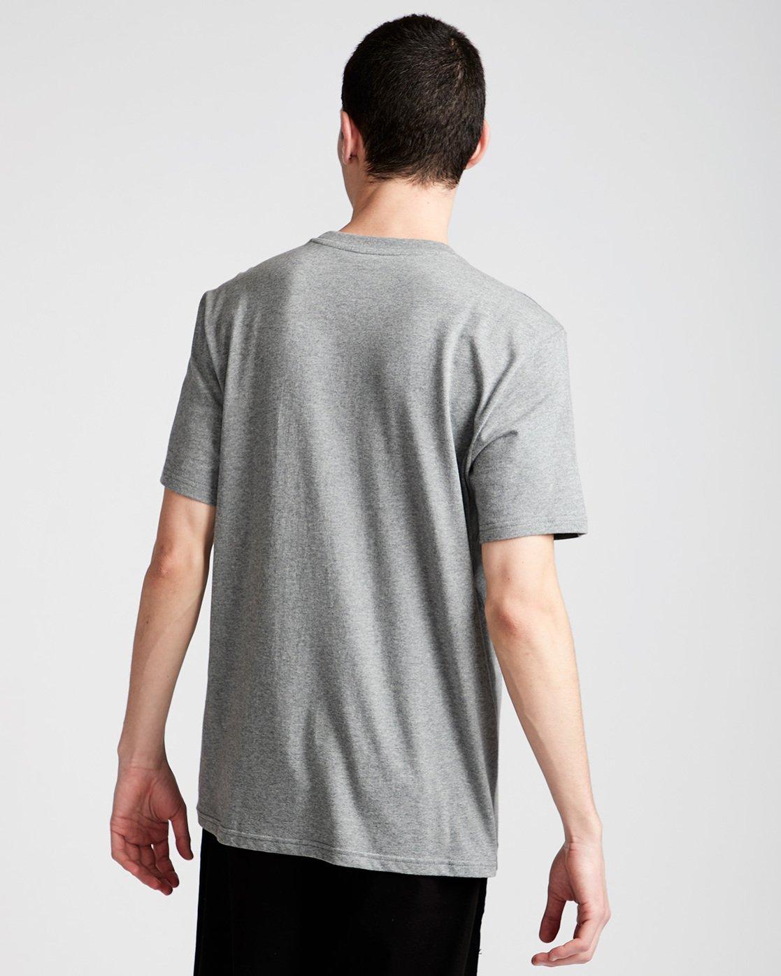 2 Chimp Ss - Tee Shirt for Men Grey N1SSC4ELP9 Element