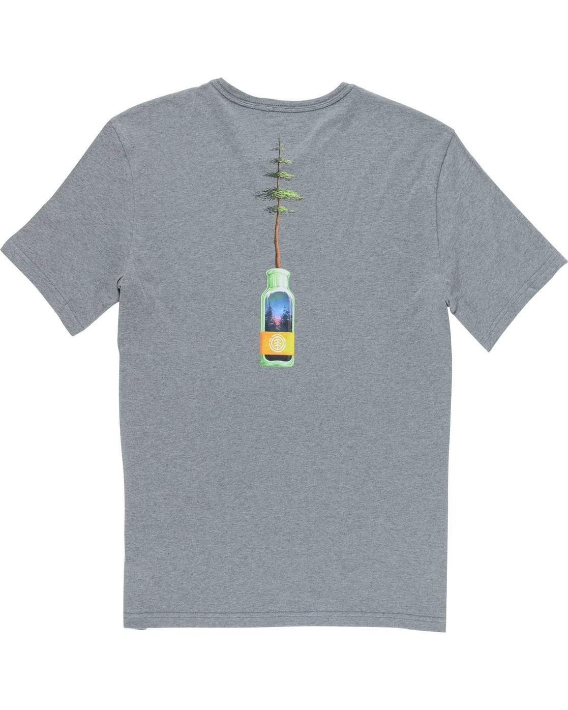 7 Jar Ss - Tee Shirt for Men Grey N1SSD7ELP9 Element