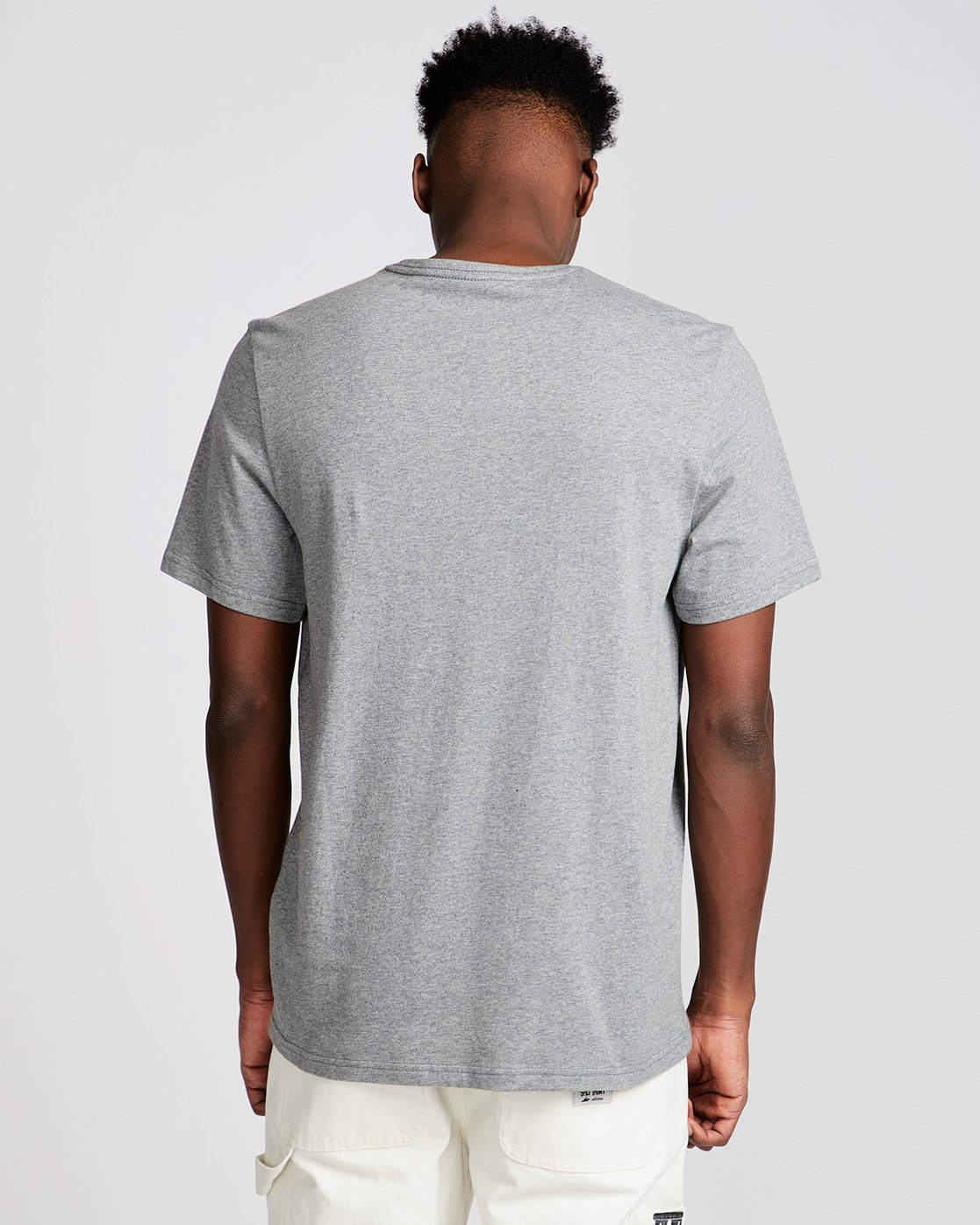 2 Rolling Ss - Tee Shirt for Men Grey N1SSD9ELP9 Element