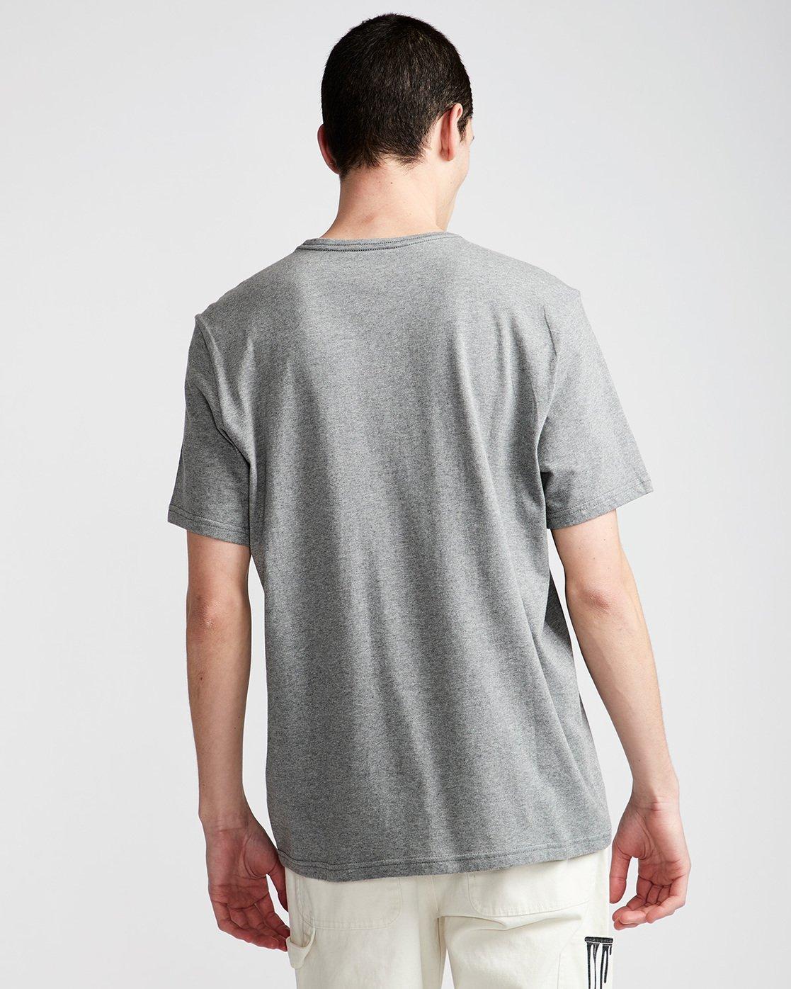 2 Night Shift Ss - Tee Shirt for Men Grey N1SSE4ELP9 Element