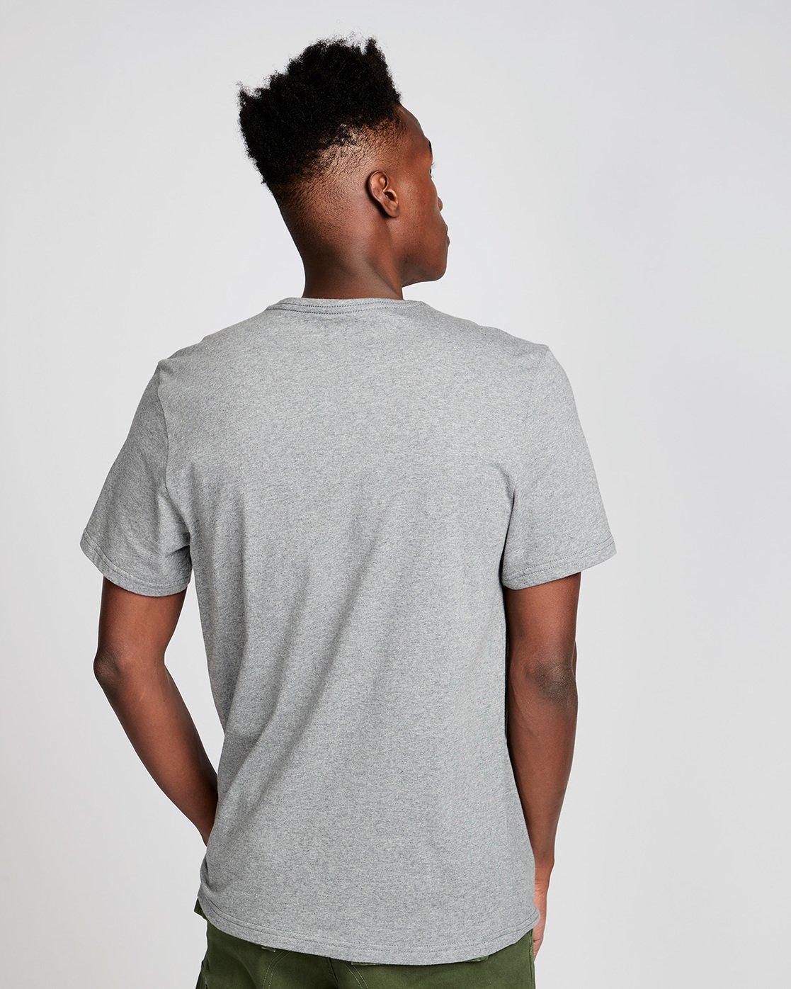 2 Hr Ss - Tee Shirt for Men Grey N1SSE7ELP9 Element