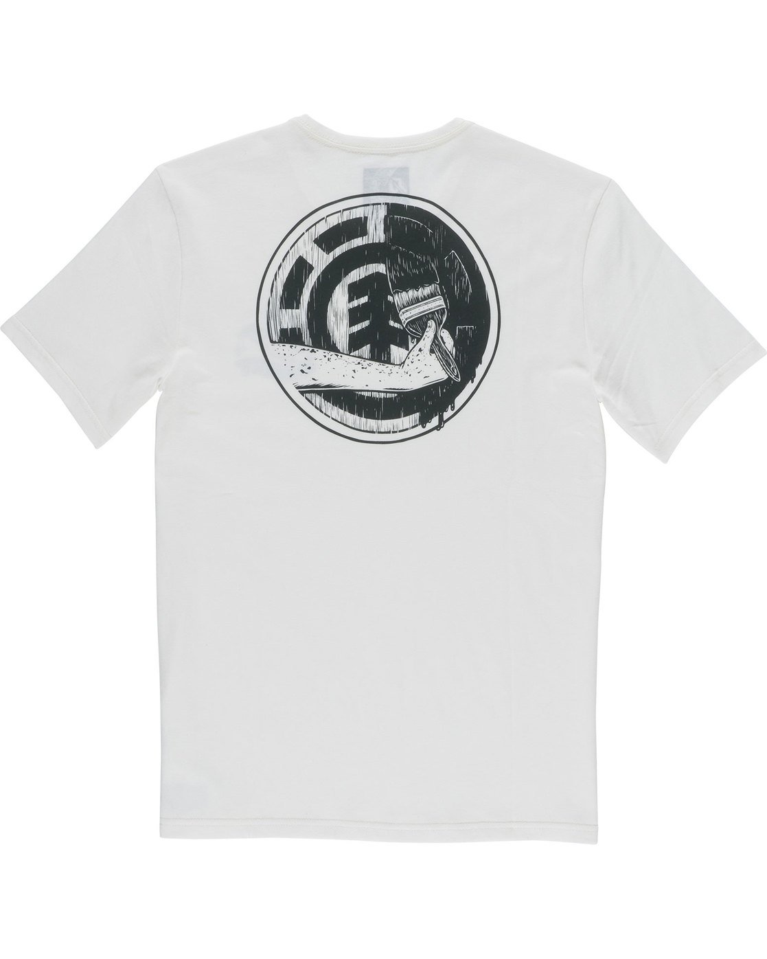 7 Painted Ss - Tee Shirt for Men White N1SSE9ELP9 Element