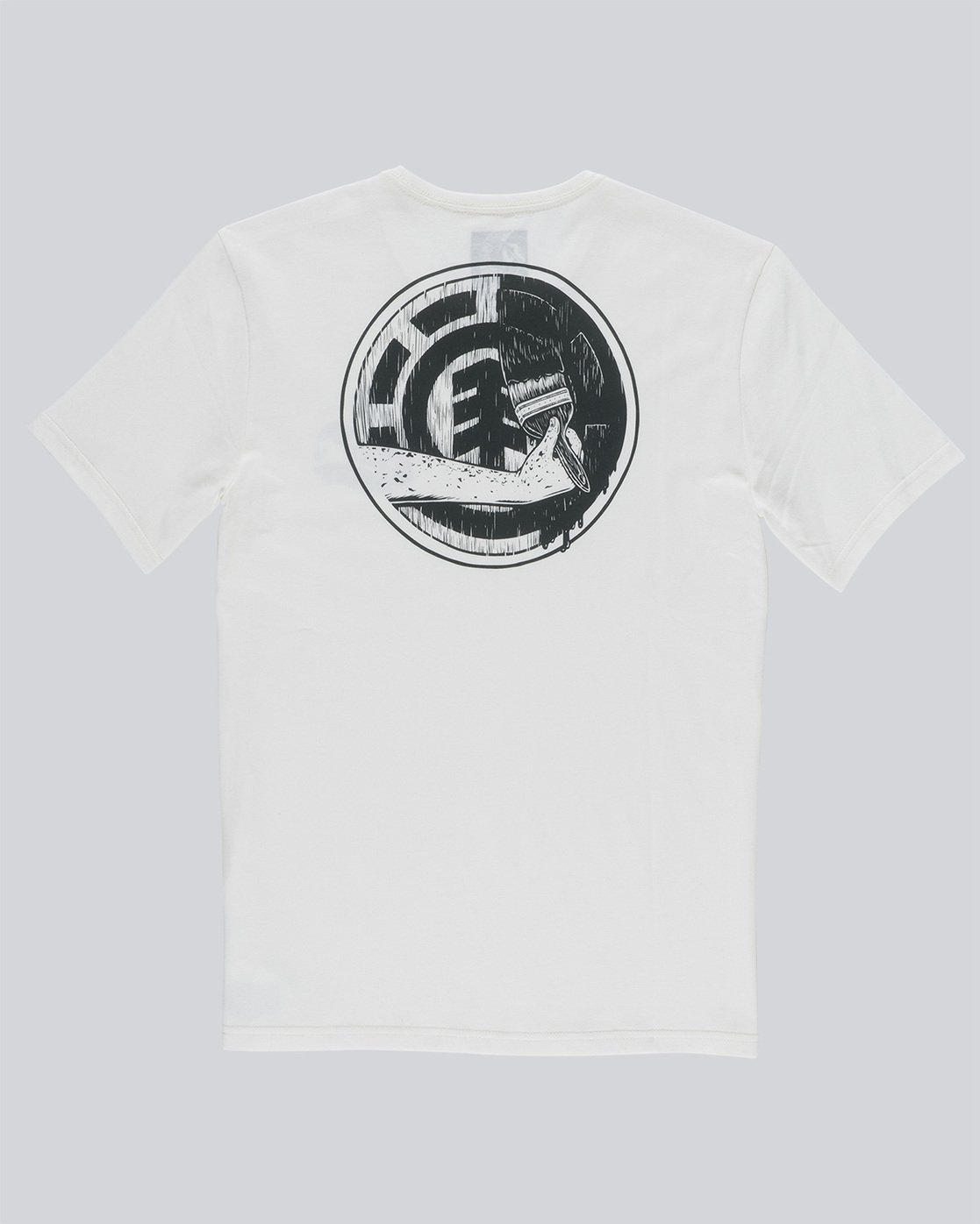 5 Painted Ss - Tee Shirt for Men White N1SSE9ELP9 Element