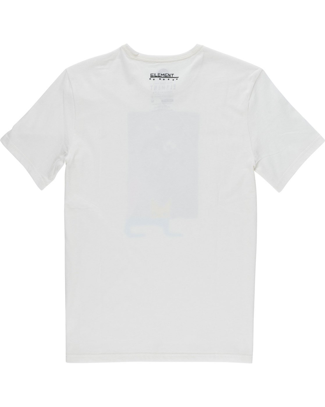 3 Jaakko Cat Ss - Tee Shirt for Men White N1SSF6ELP9 Element