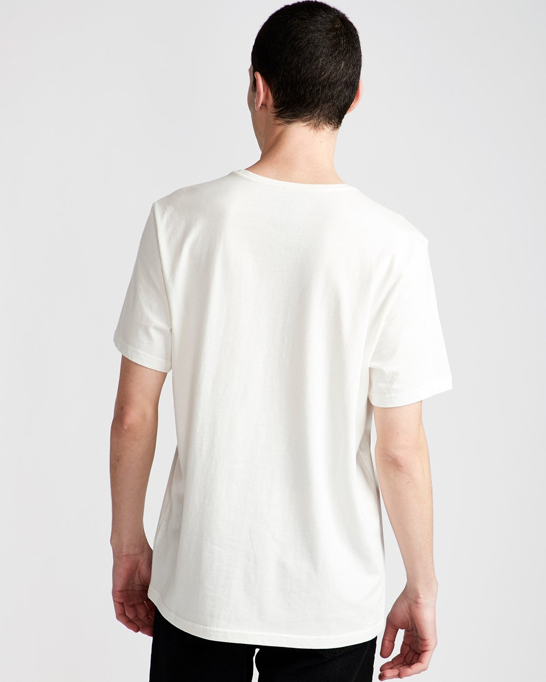 2 Pimiento Ss - Tee Shirt for Men White N1SSF8ELP9 Element