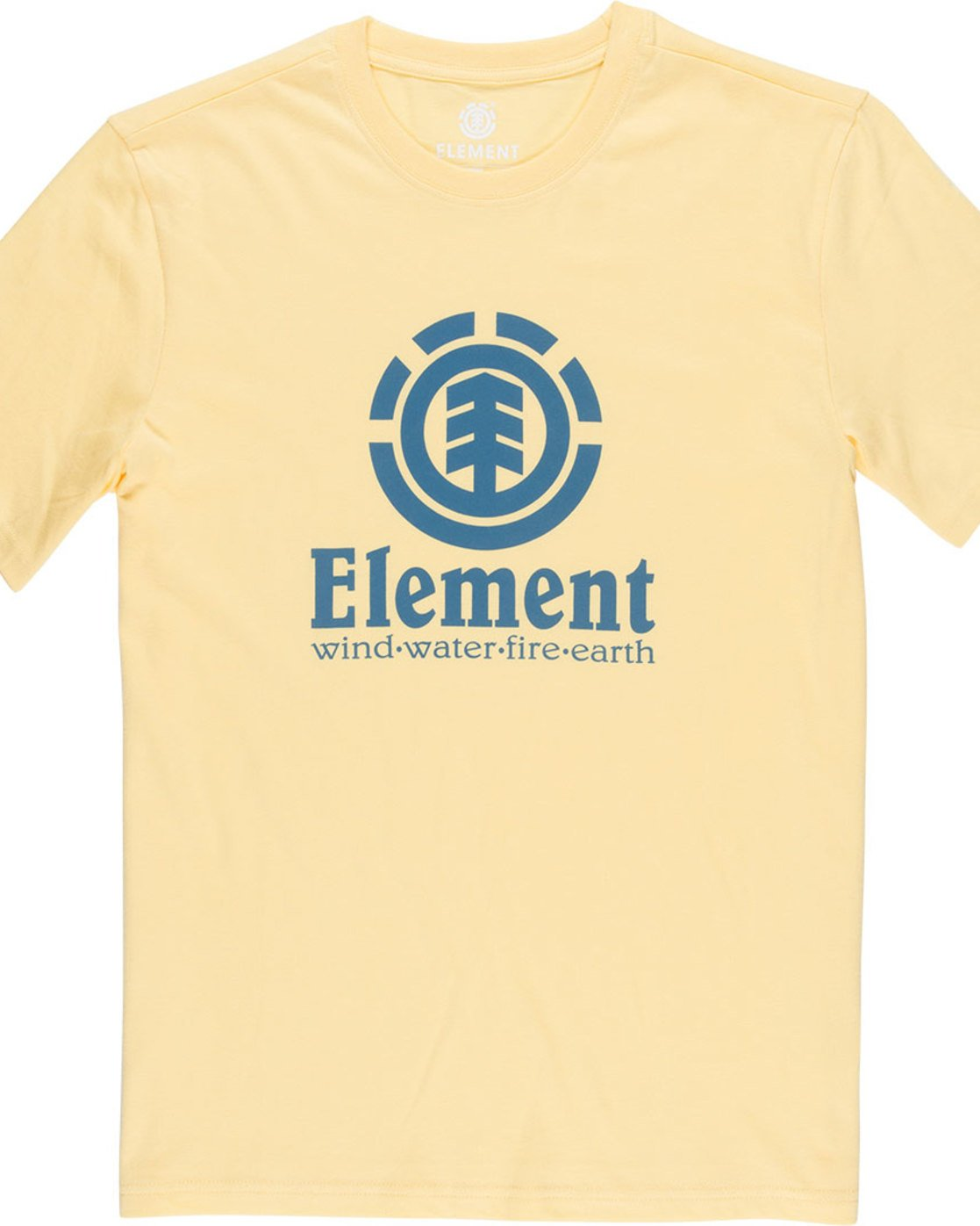 4 Vertical - T-Shirt Yellow N1SSG4ELP9 Element