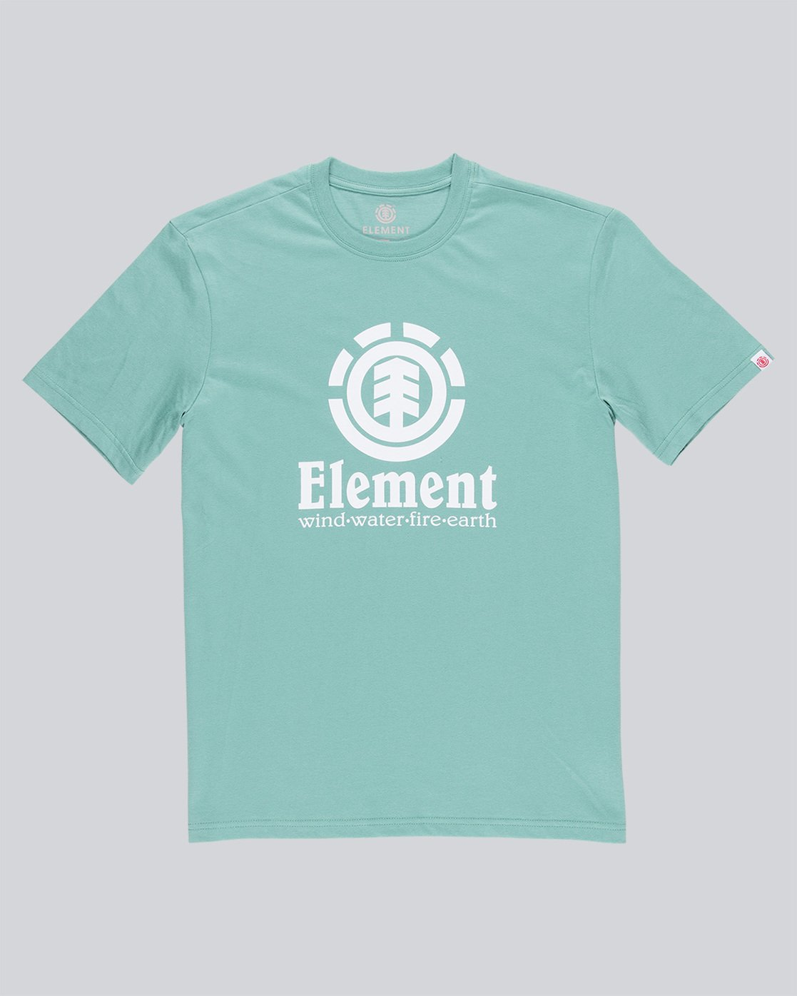 3 Vertical - Short Sleeve T-Shirt for Men  N1SSG4ELP9 Element