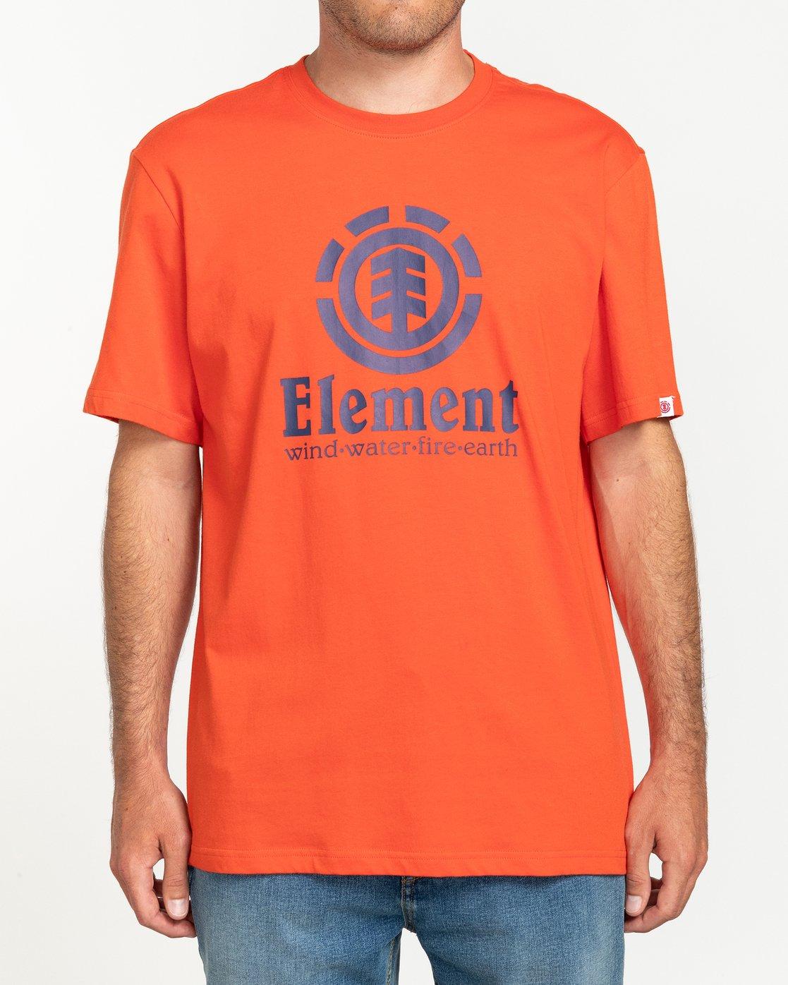 0 Vertical - T-Shirt manches courtes pour Homme  N1SSG4ELP9 Element